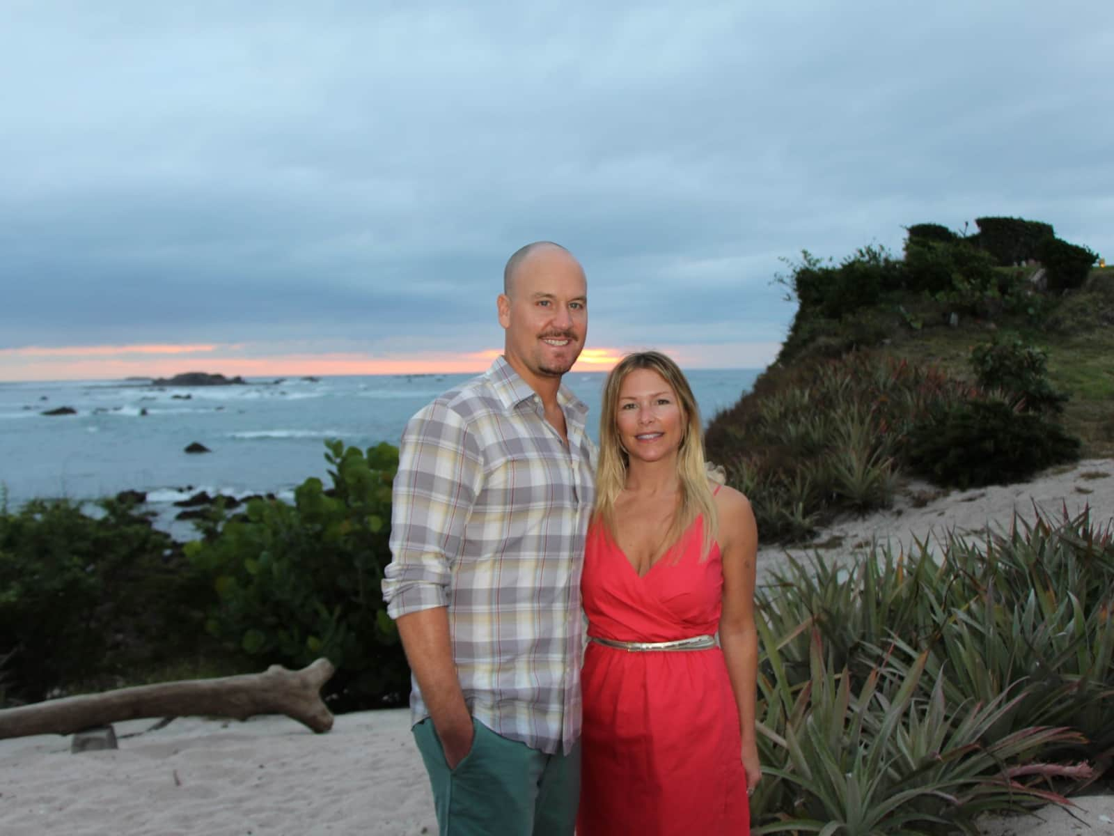 Chad & Kirsten from Carlsbad, California, United States