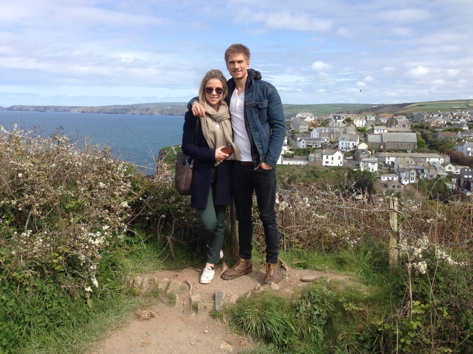 Tom & Alice from Norwich, United Kingdom