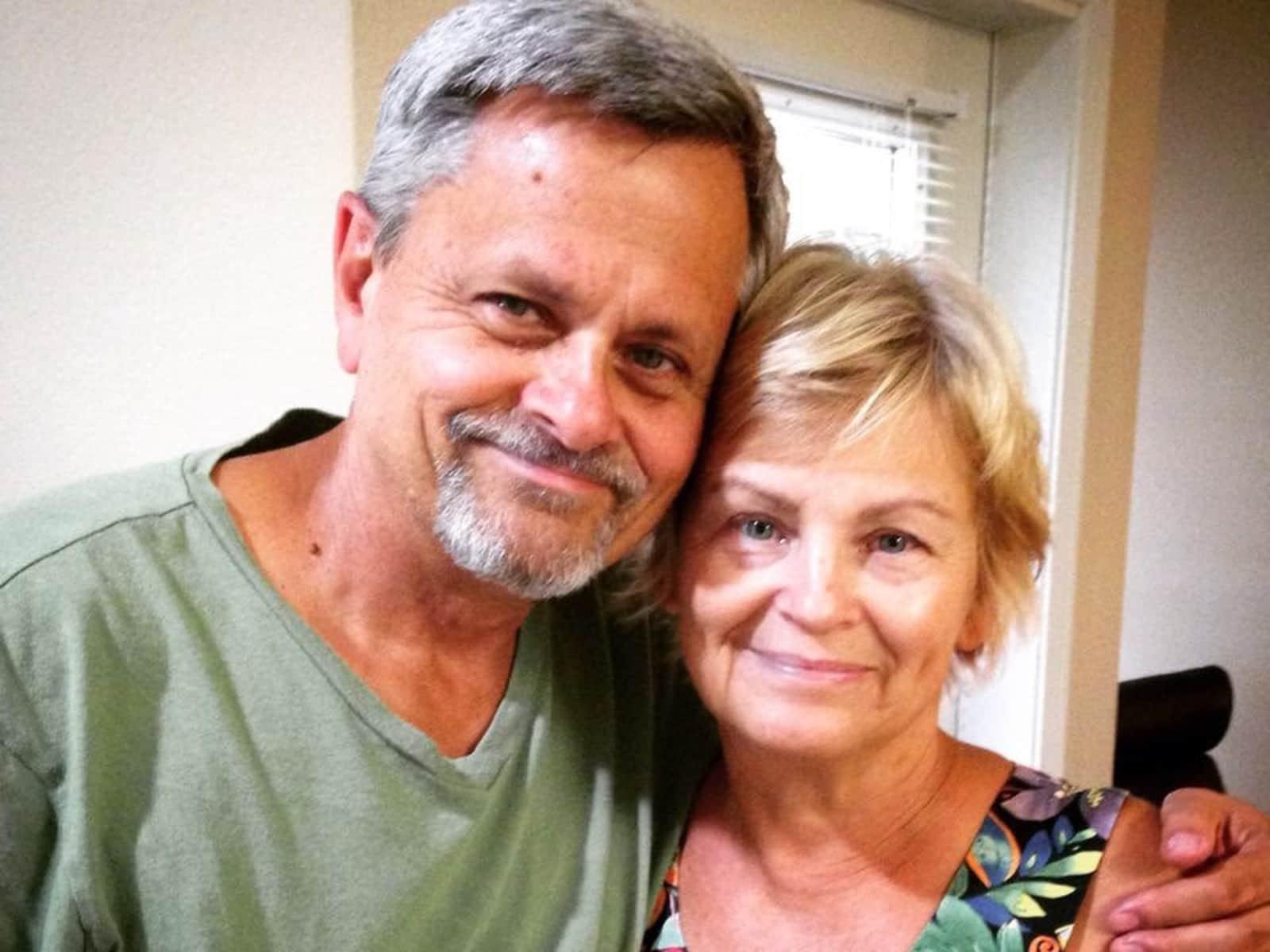 Maureen & Michael from Ajijic, Mexico