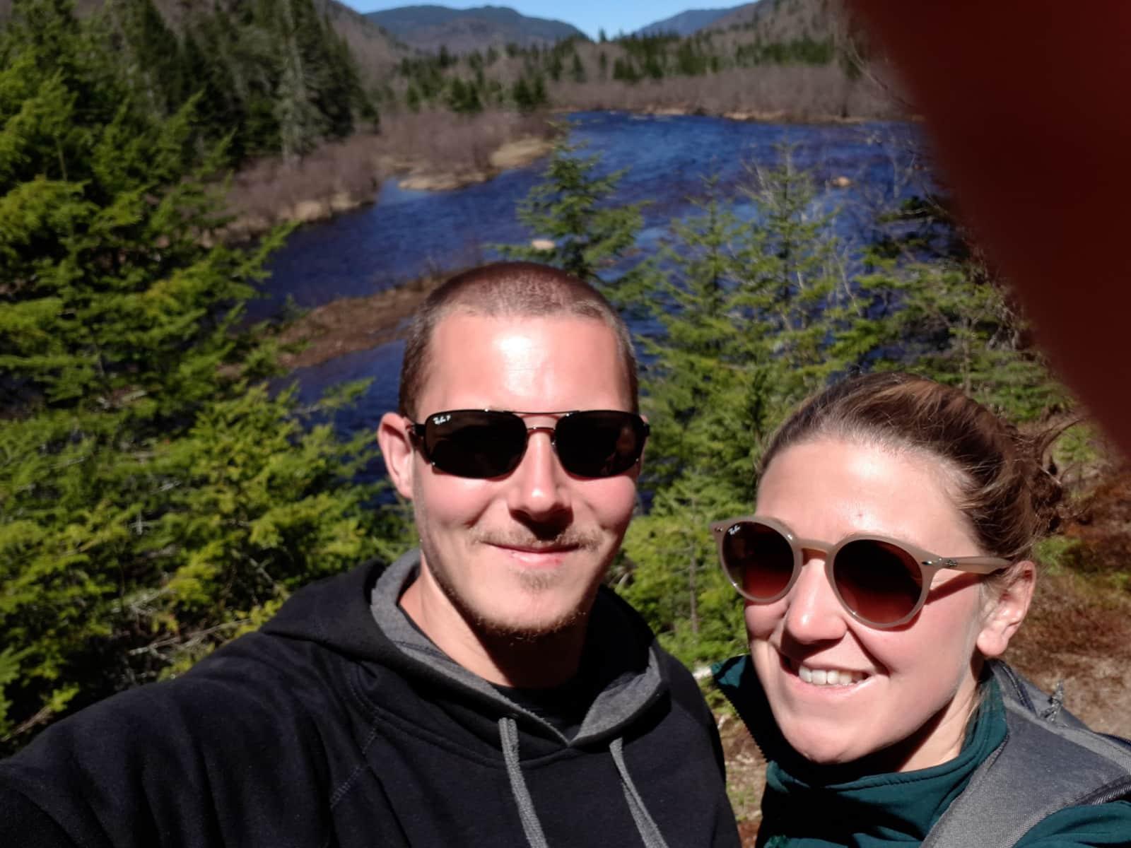 Aymerick & Florence from Québec, Quebec, Canada