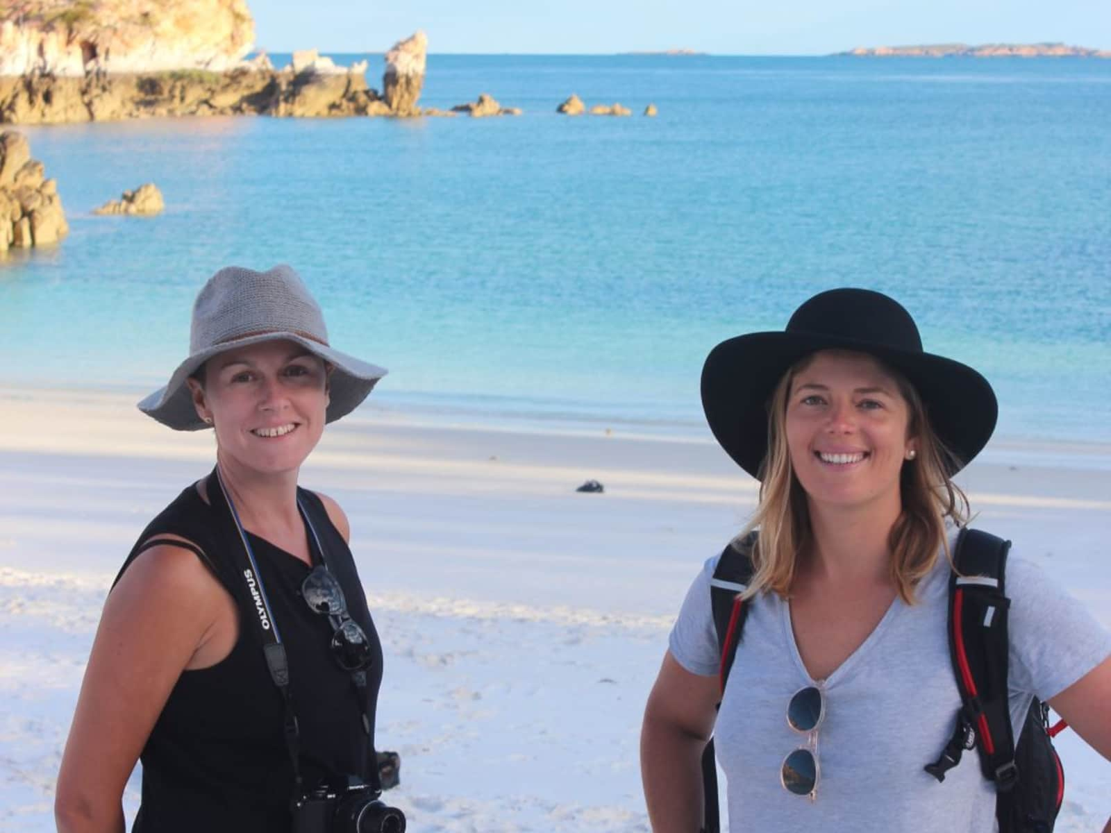Jessica & Belle from Kiama, New South Wales, Australia