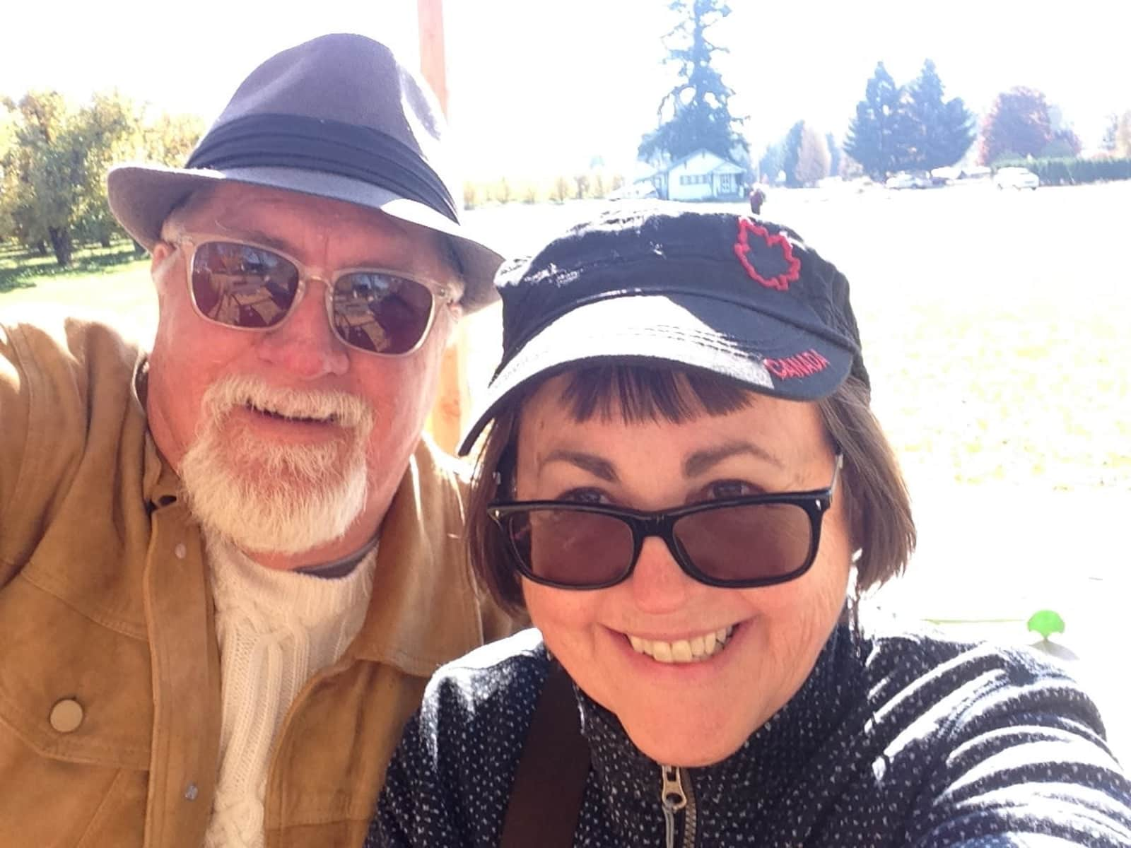 Jennifer & Dean from Portland, Oregon, United States