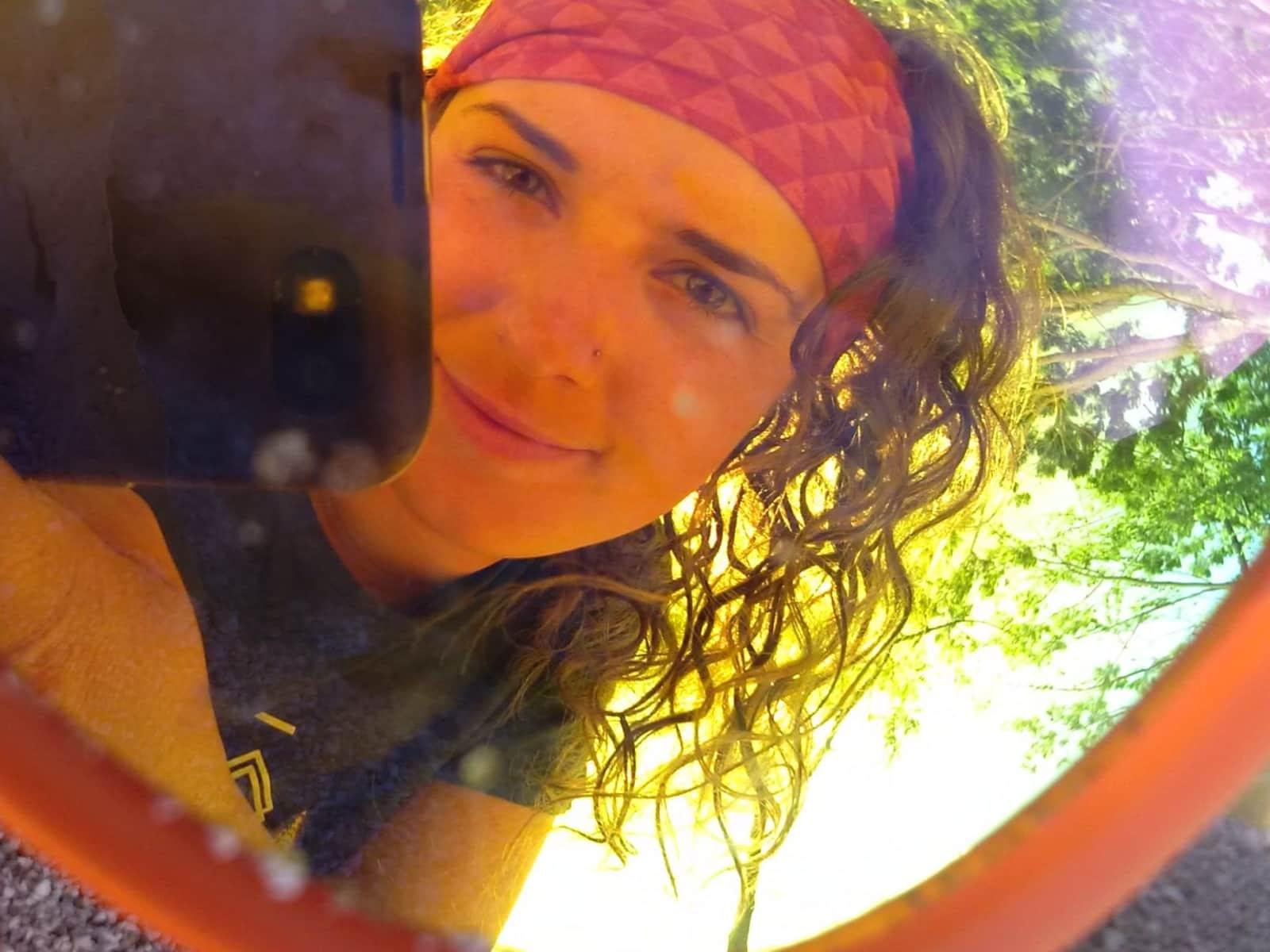 Christine from Victoria, British Columbia, Canada