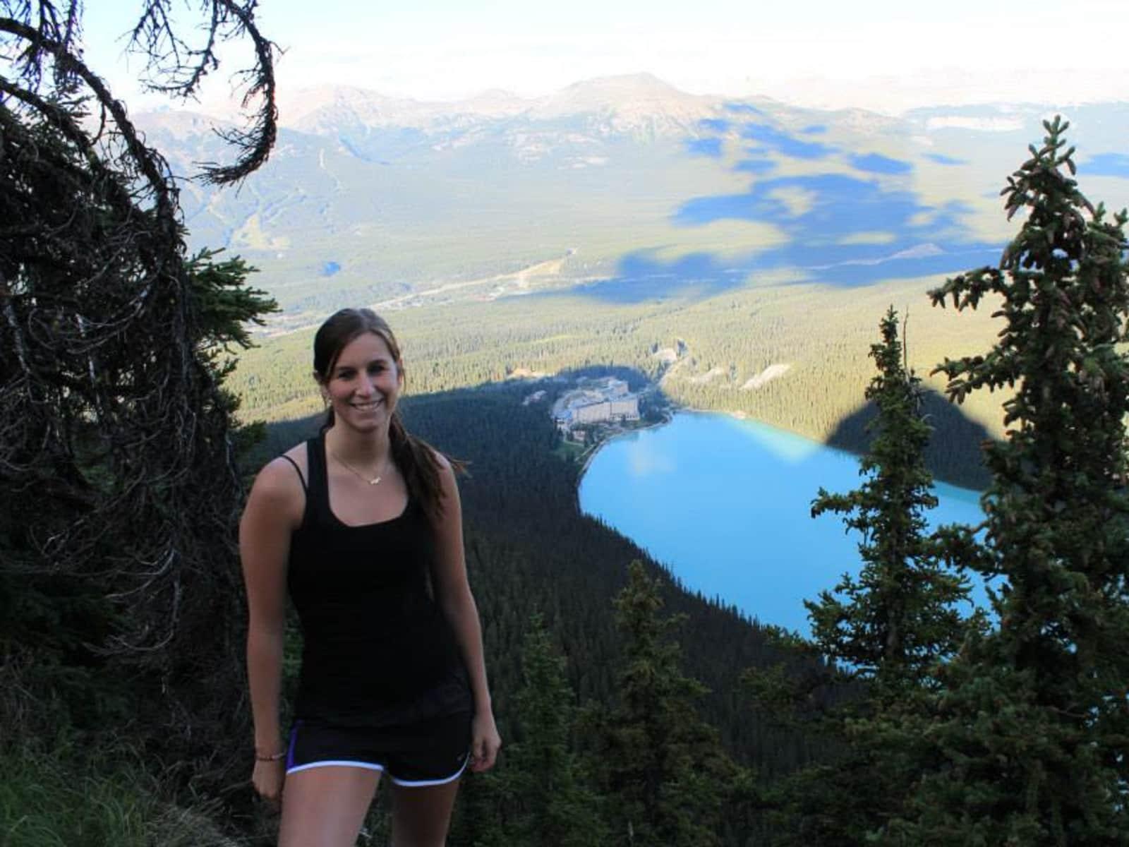 Steph from Calgary, Alberta, Canada