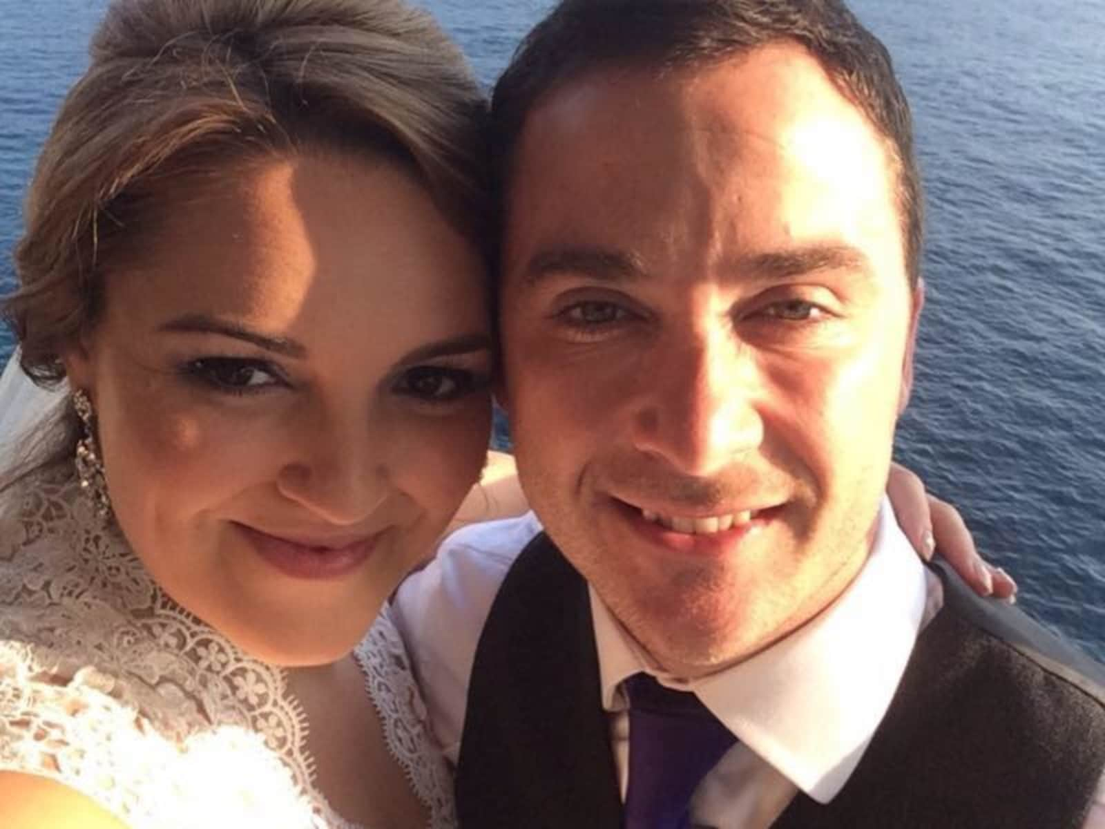 Frances & Jason from Perth, Western Australia, Australia