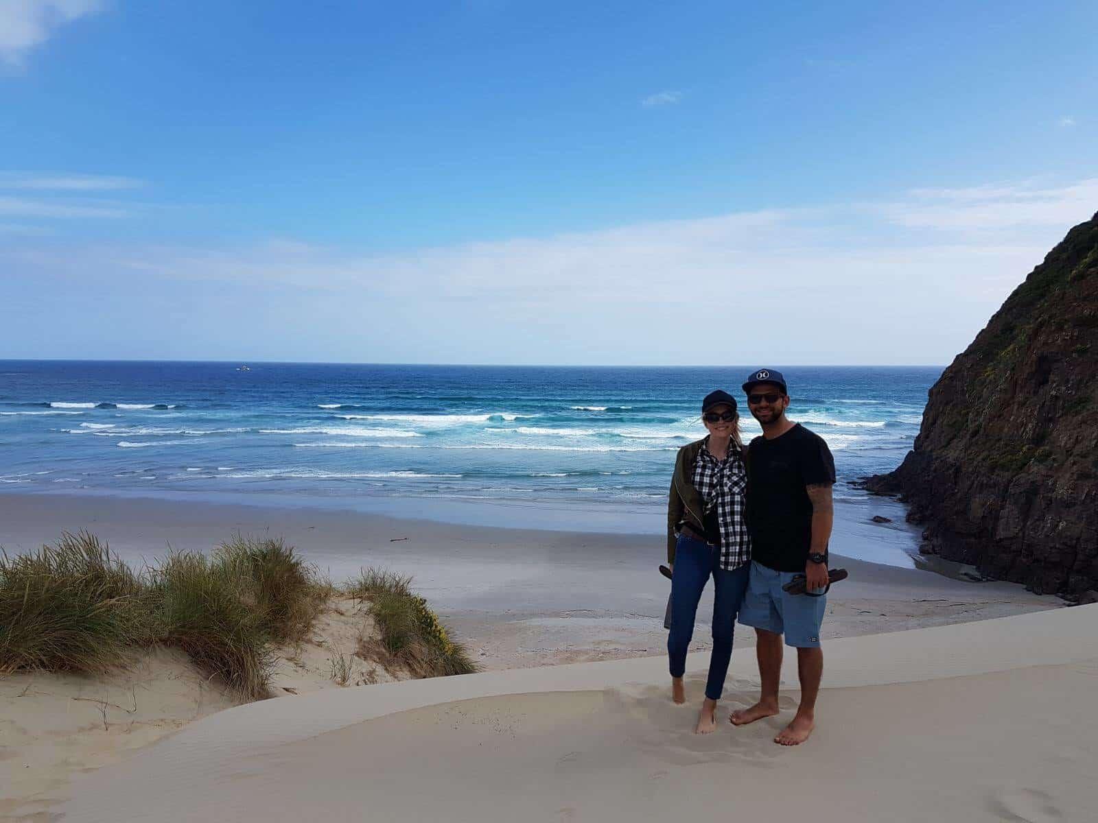 Carys & Rodrigo from Arrowtown, New Zealand