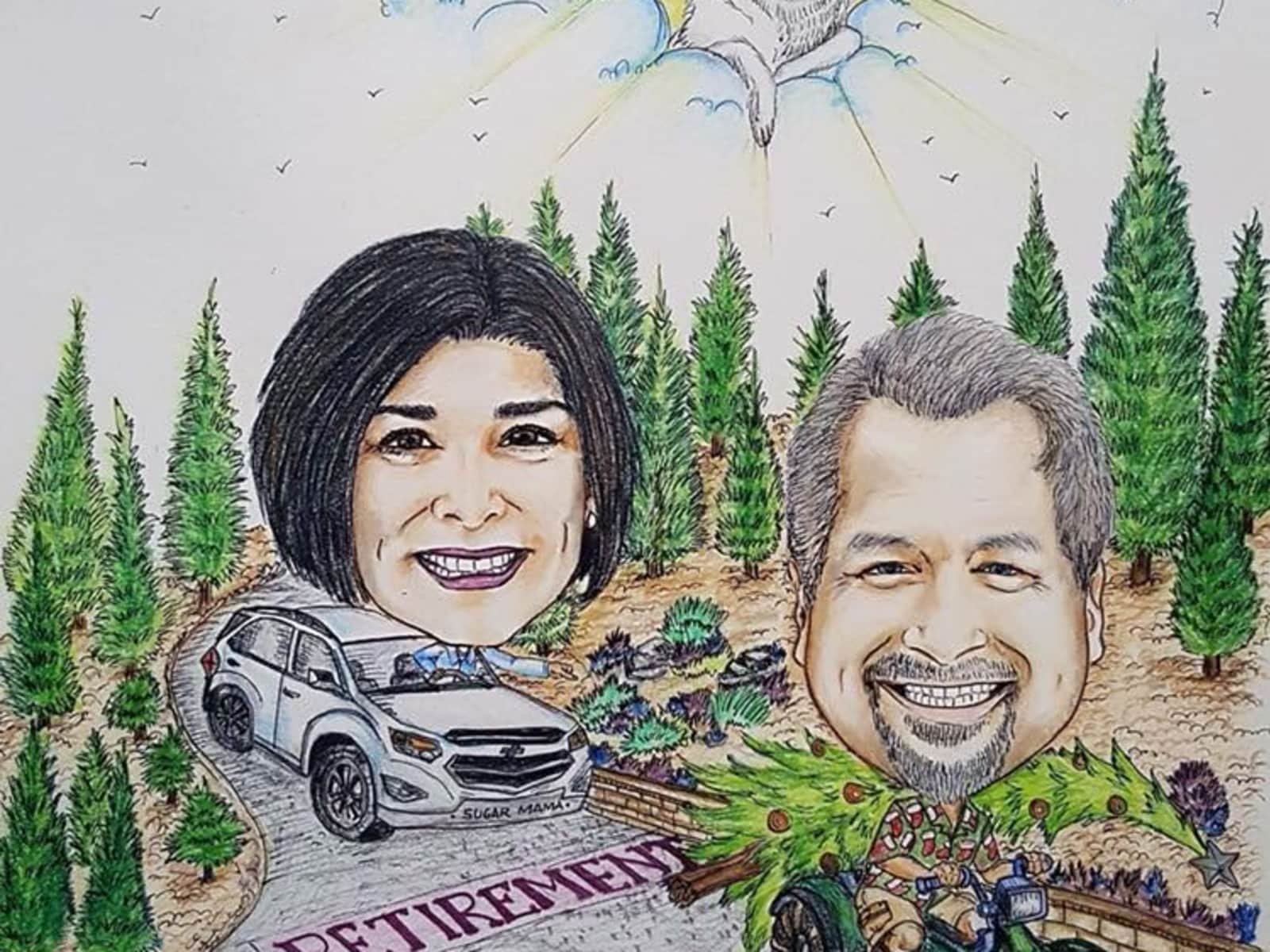 Gina & Kevin from Pollock Pines, California, United States