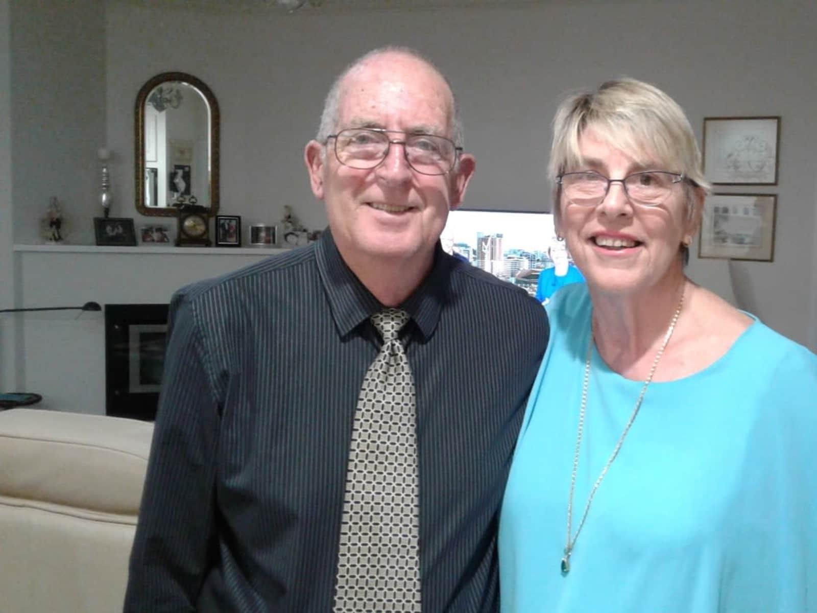 Ian & Jill from Adelaide, South Australia, Australia