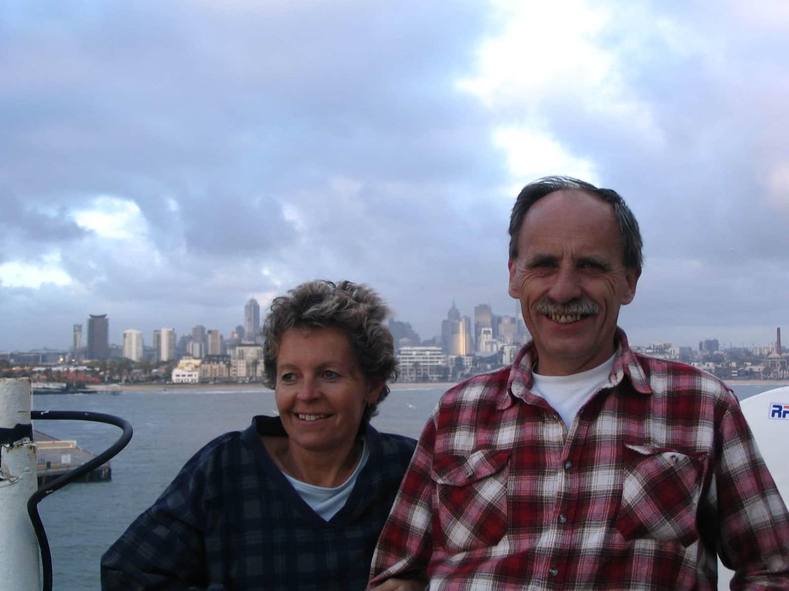 Alena & Jerry from Melbourne, Victoria, Australia