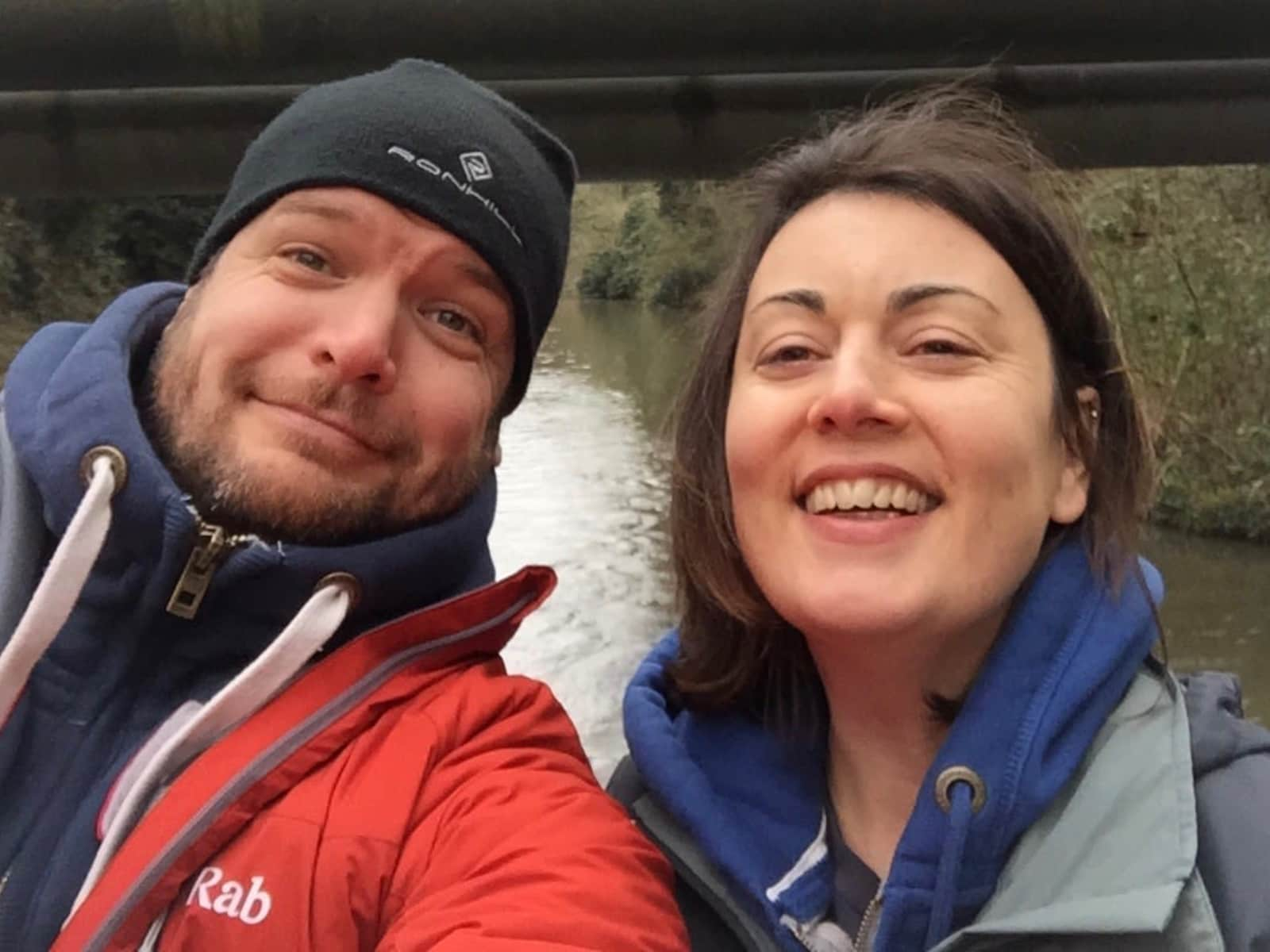 Ian & Annie from Portsmouth, United Kingdom