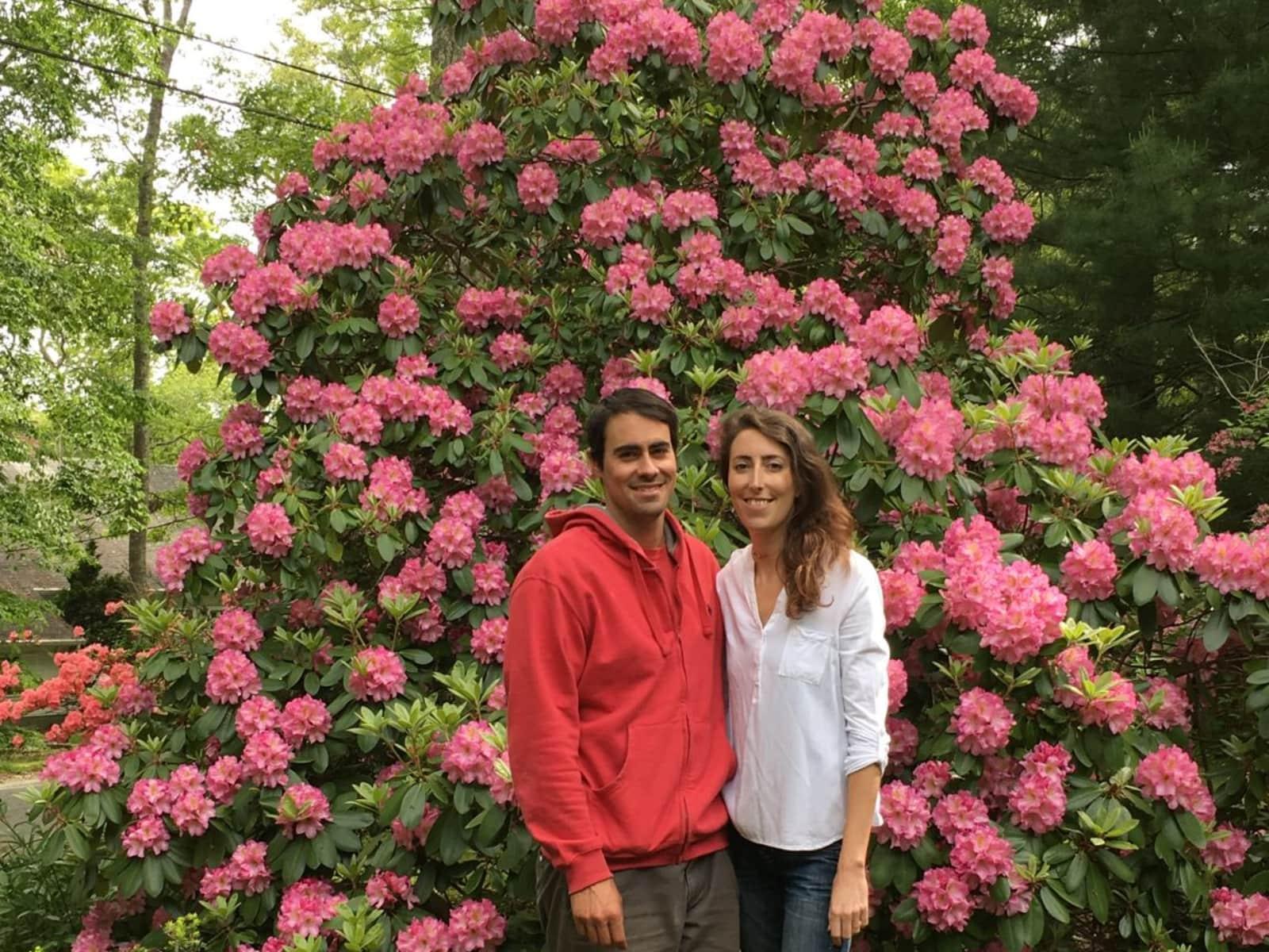 Rachel & Sean from Jupiter, Florida, United States