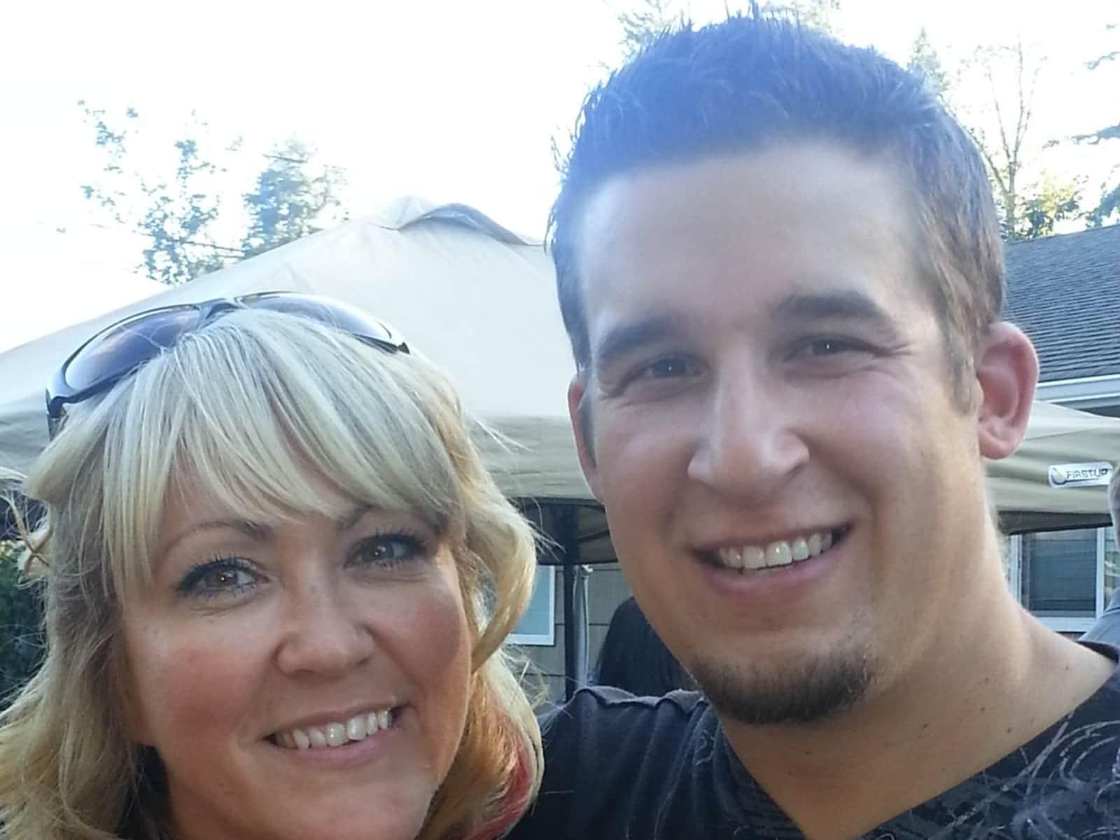 Sarah & Nathan from Seattle, Washington, United States