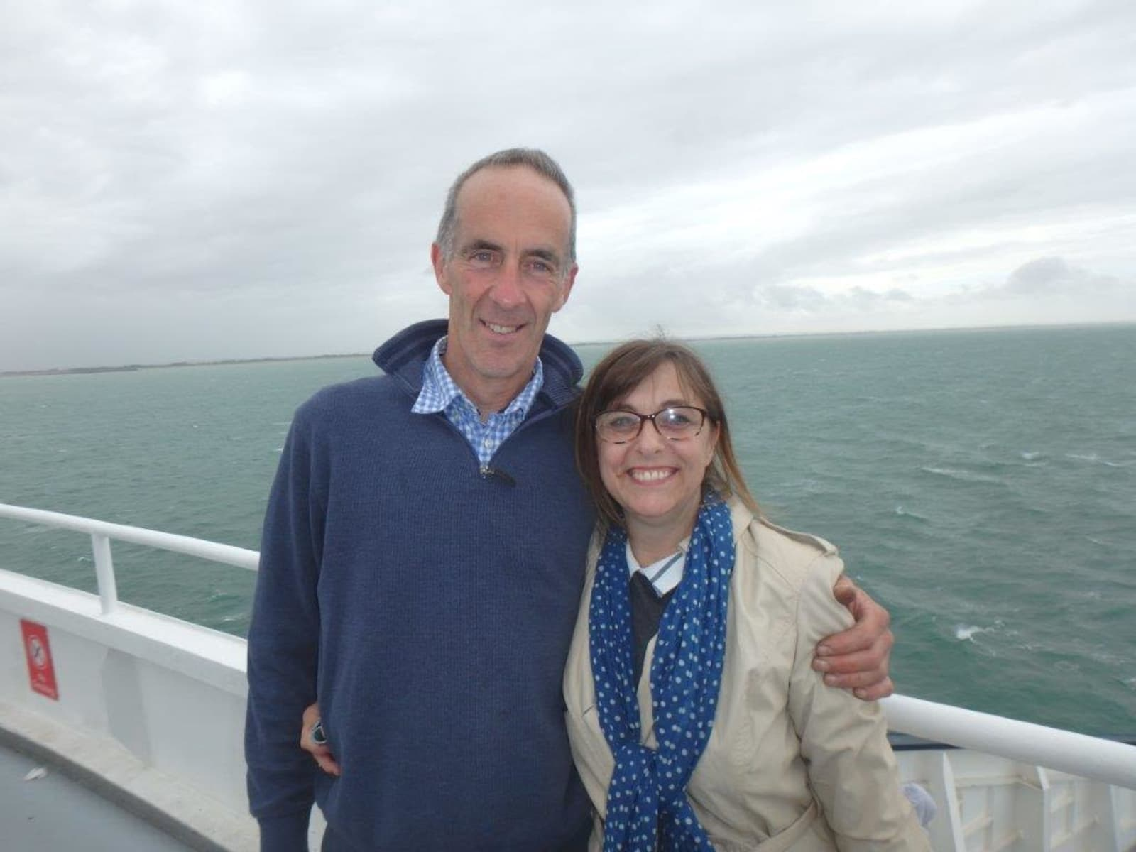 Patrick & Isabelle from Exeter, United Kingdom