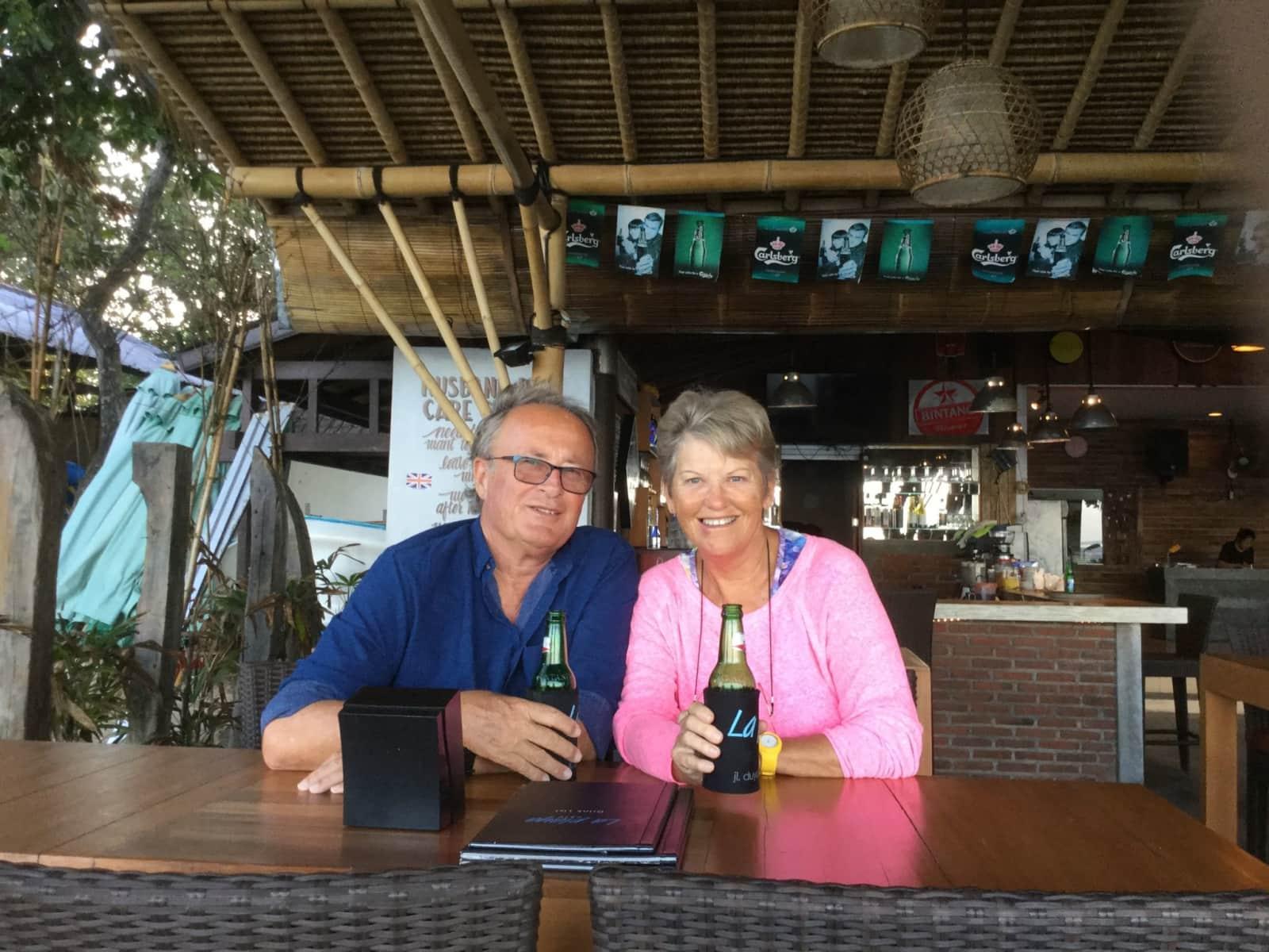 Karen & Neil from Gold Coast, Queensland, Australia