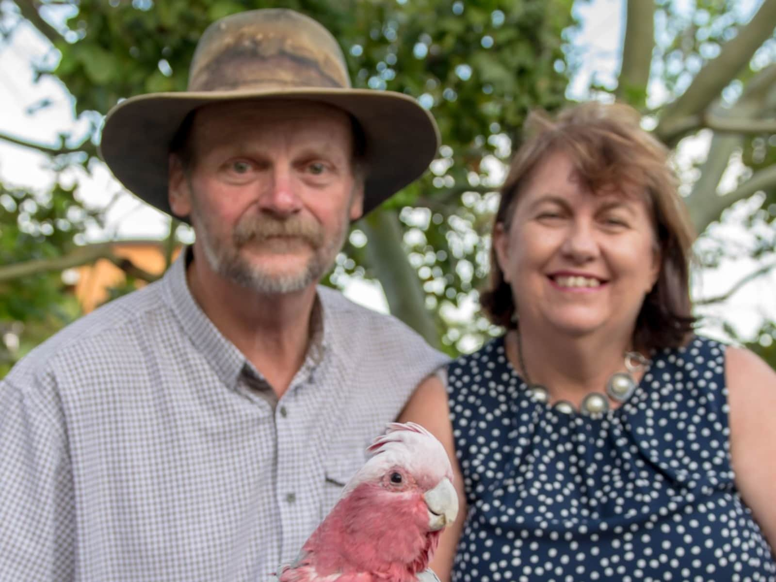Peter & Susan from Gladstone, Queensland, Australia