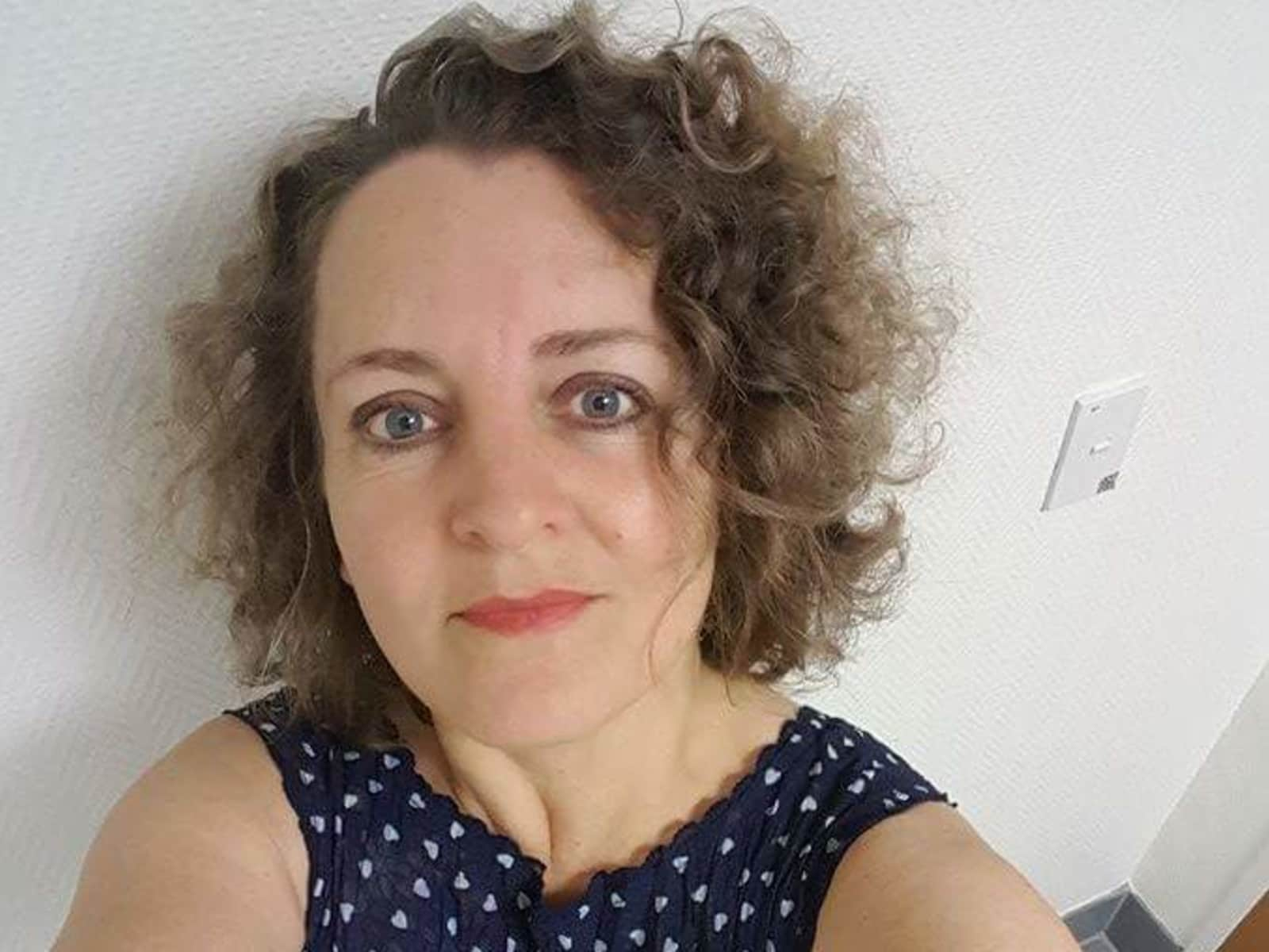 Suzanne from Maidstone, United Kingdom