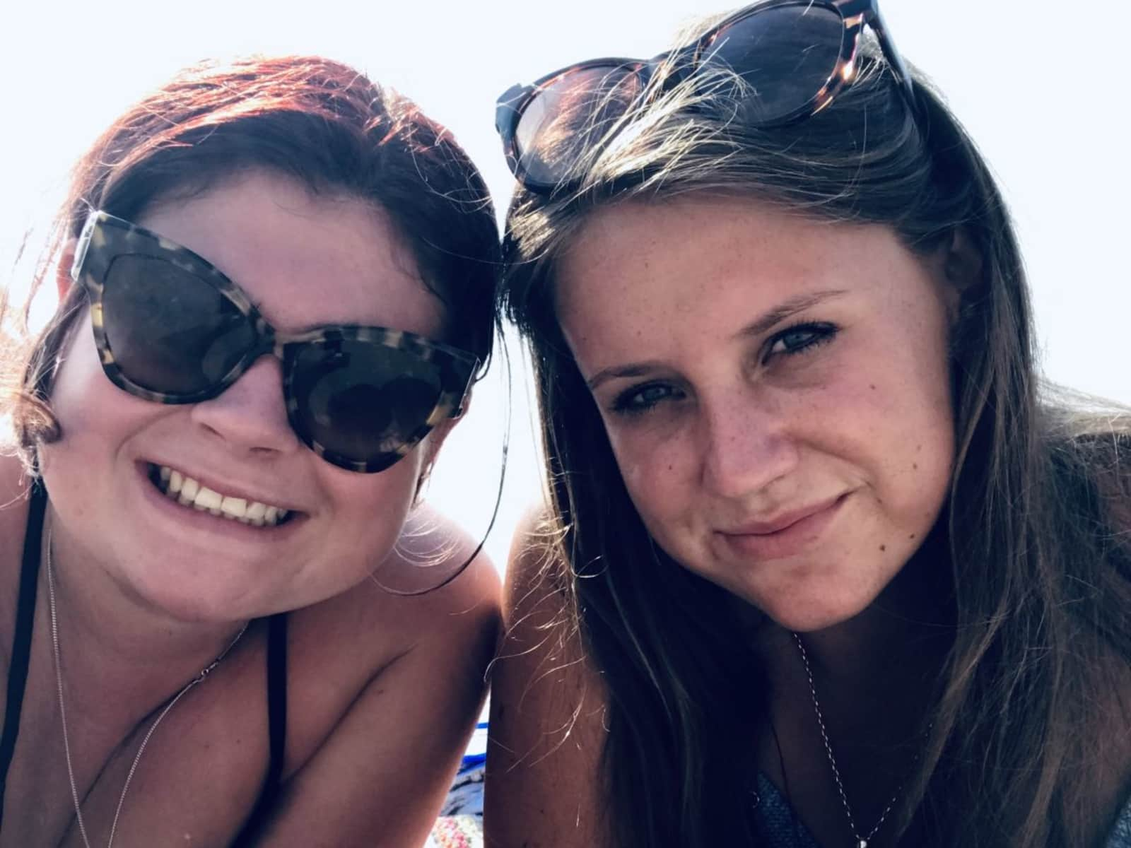 Abby & Kathleen-rose from Matakana, New Zealand