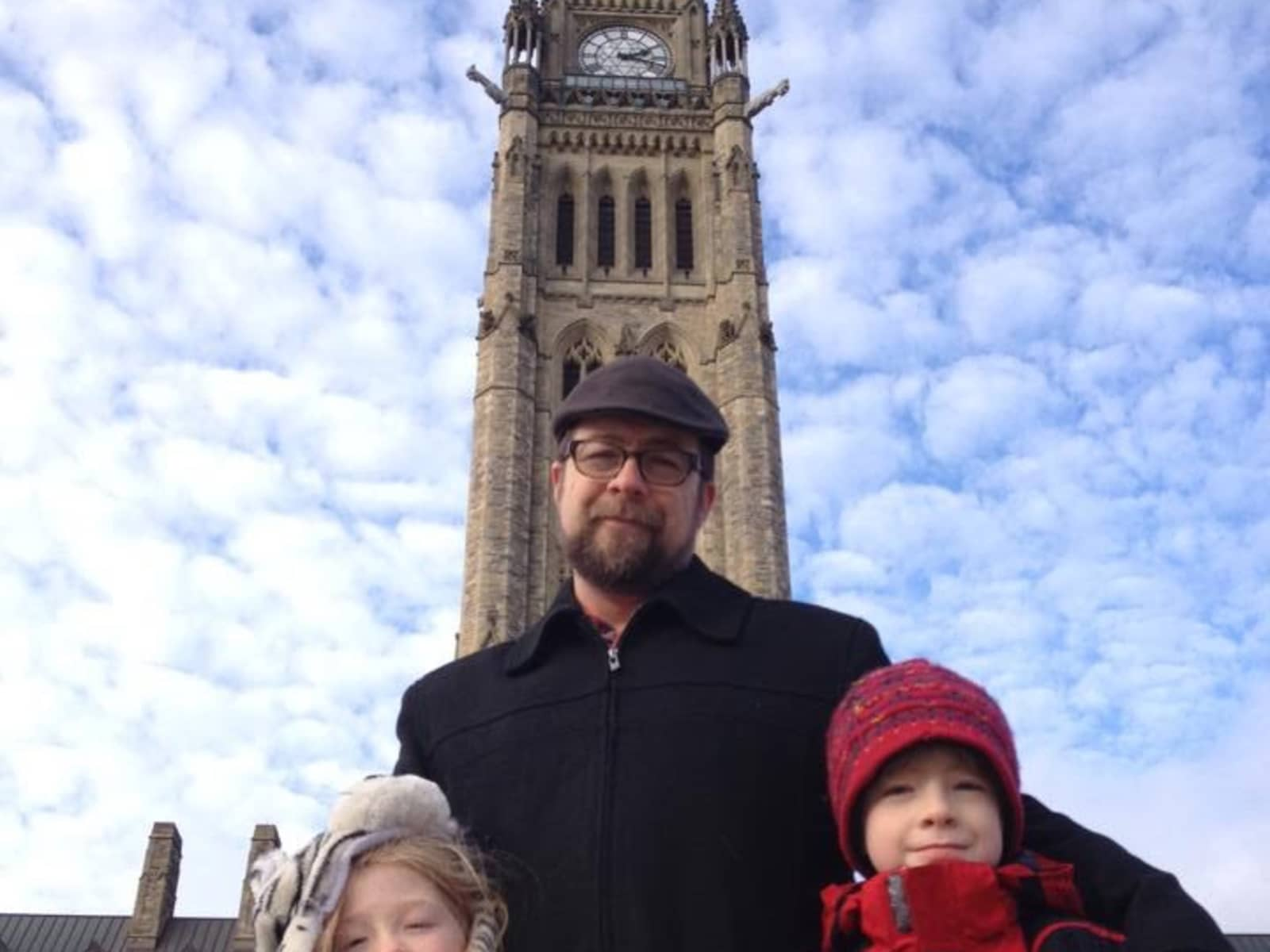 Erin & Joe from Ottawa, Ontario, Canada