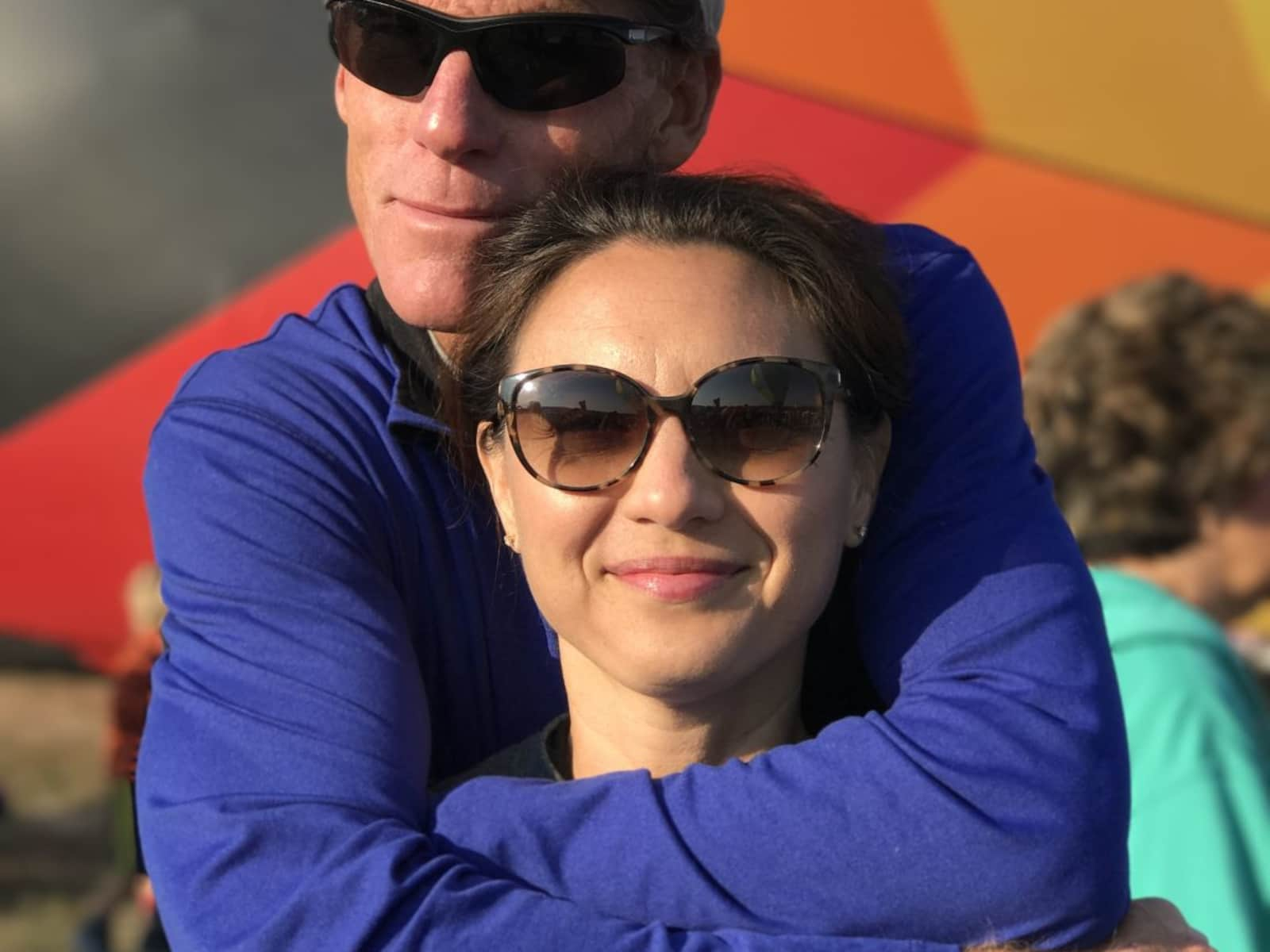 Joy & Rick from Colorado Springs, Colorado, United States