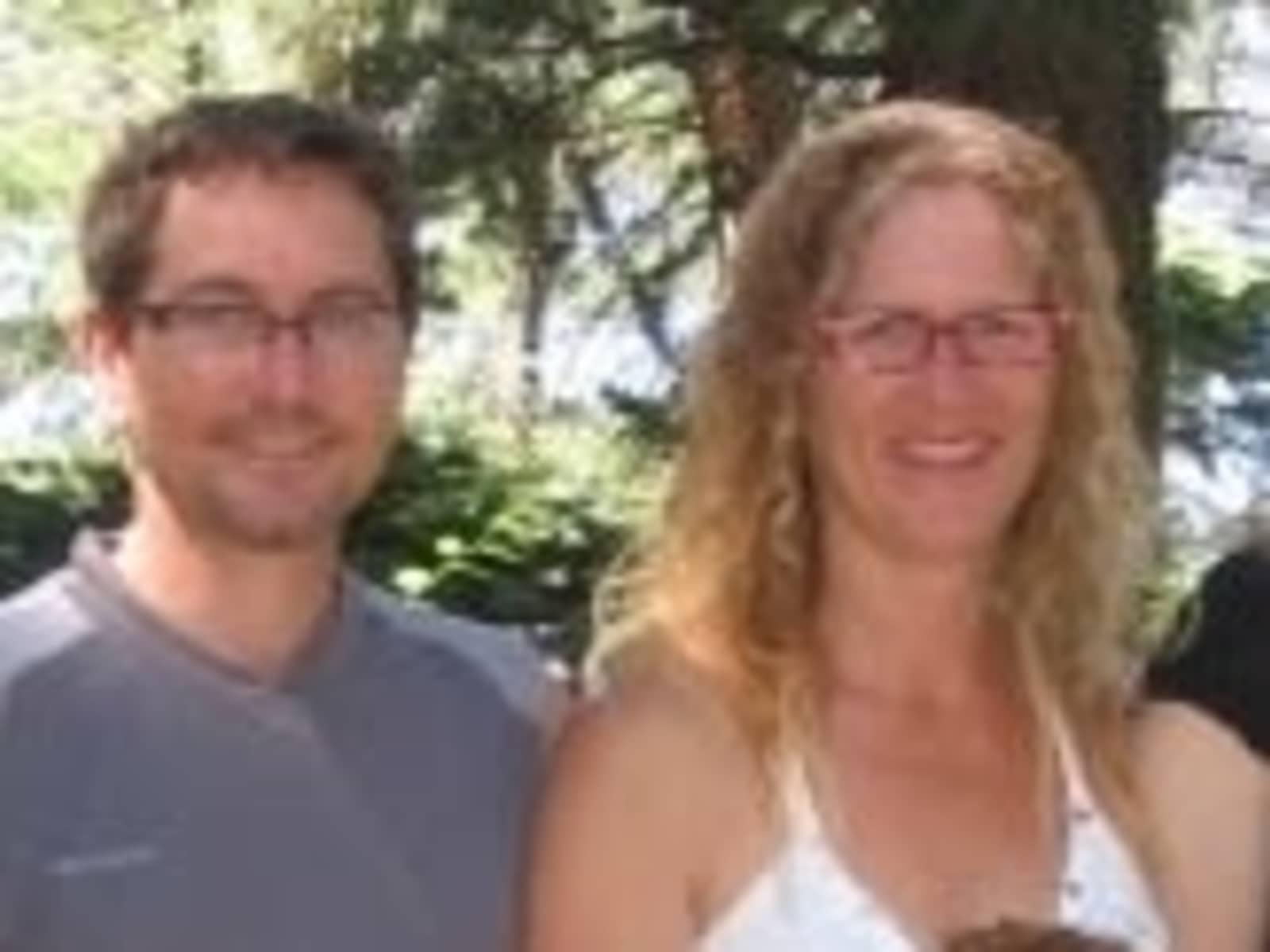 Talson & Jolanda from Calgary, Alberta, Canada