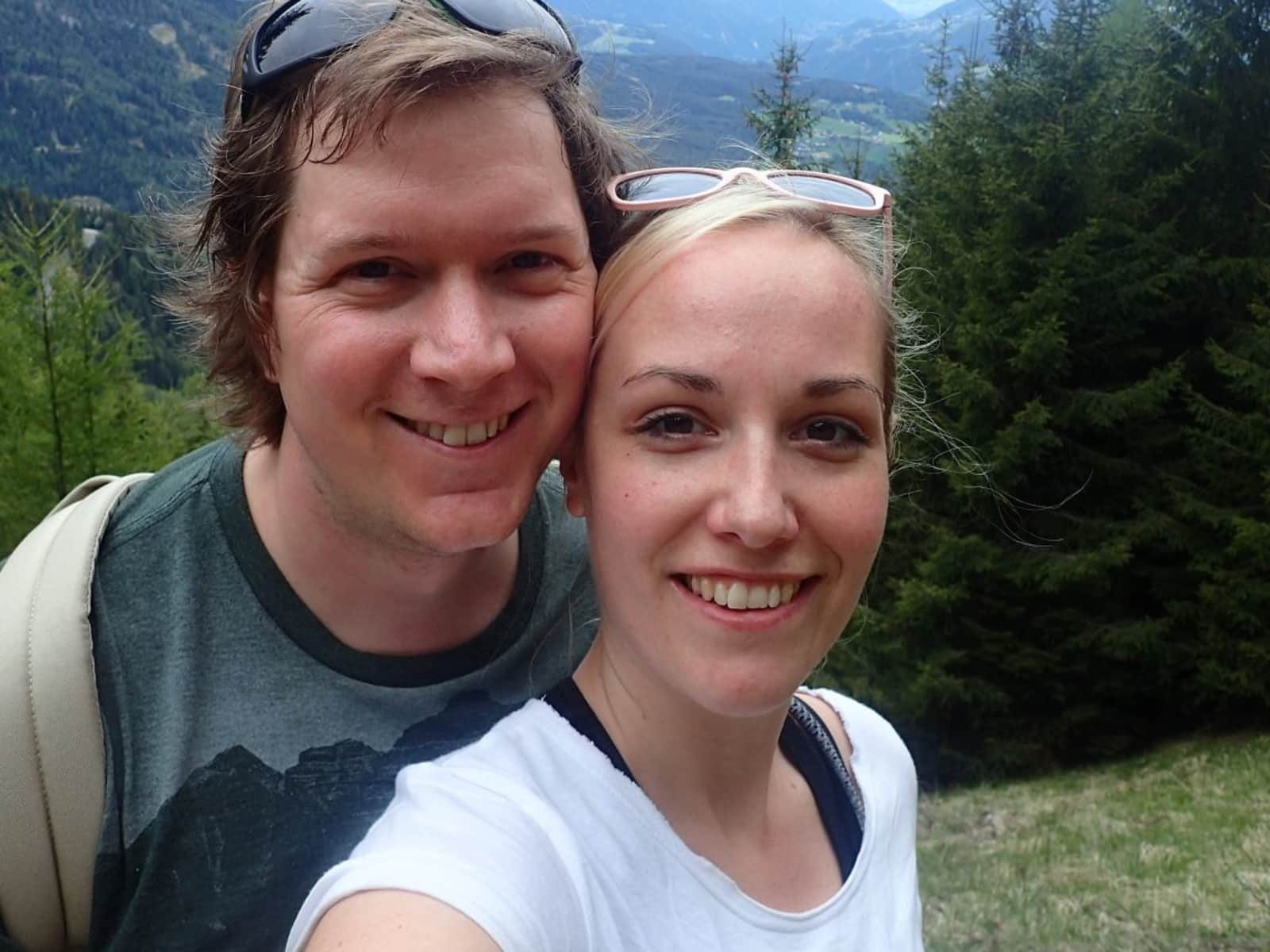 Timothy & Justine from Wanaka, New Zealand
