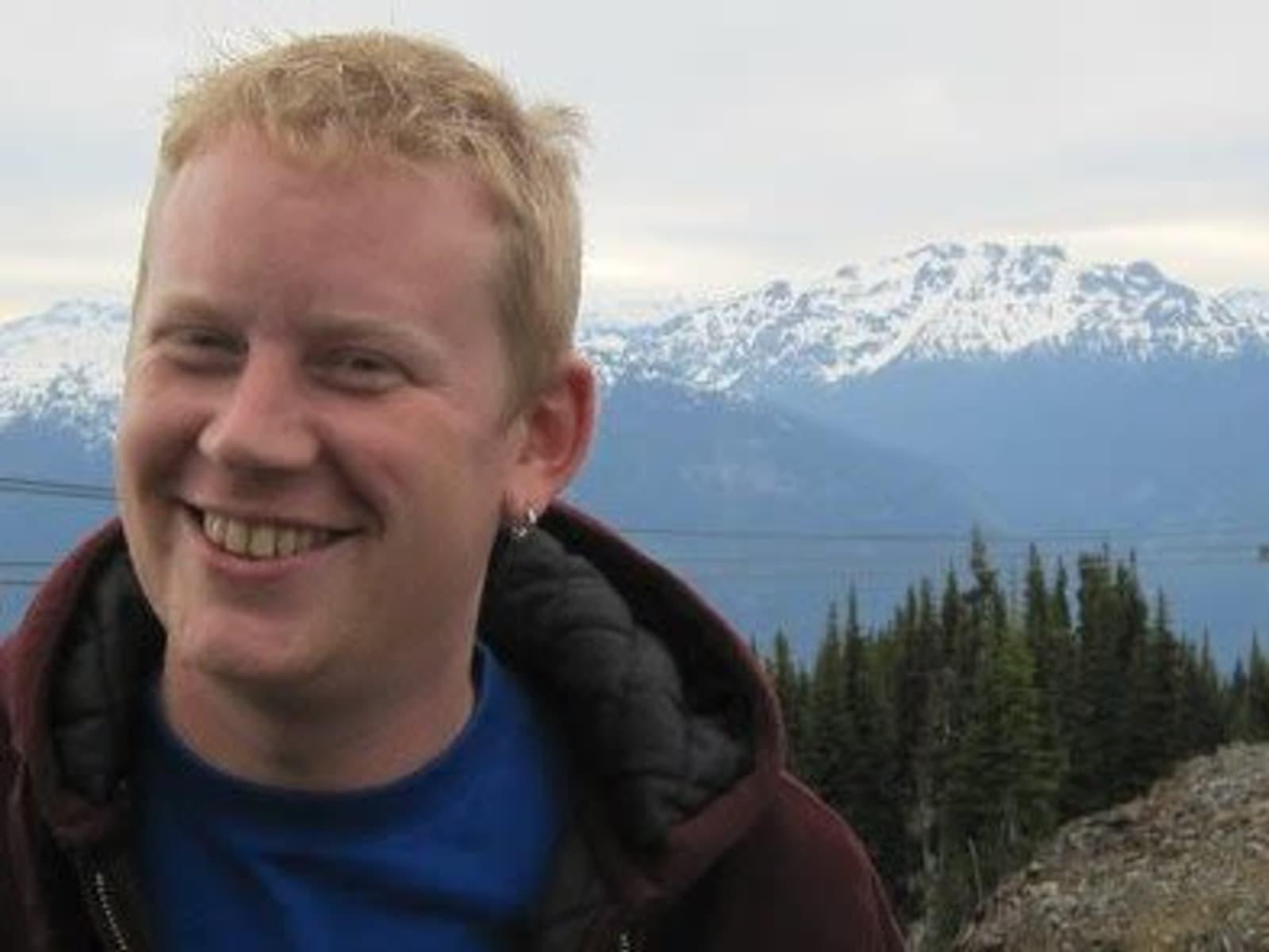 Nathaniel from Seattle, Washington, United States