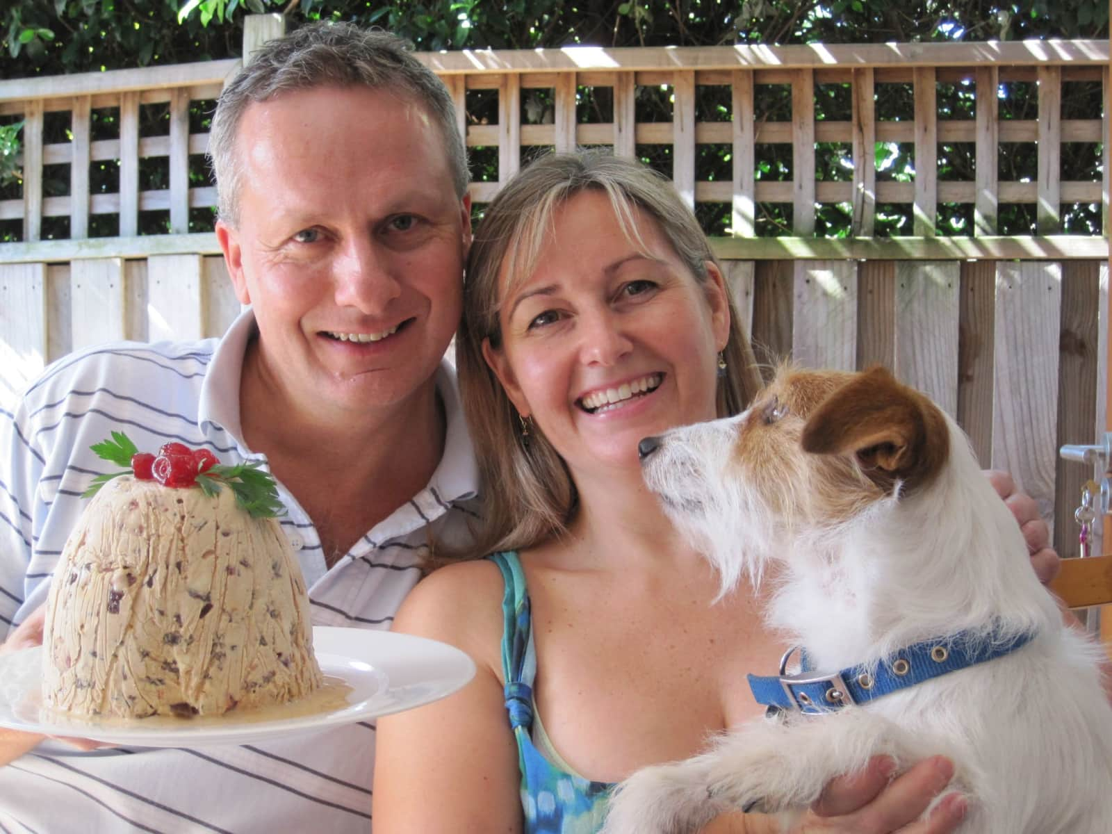 Susie & Tim from Manly, New South Wales, Australia