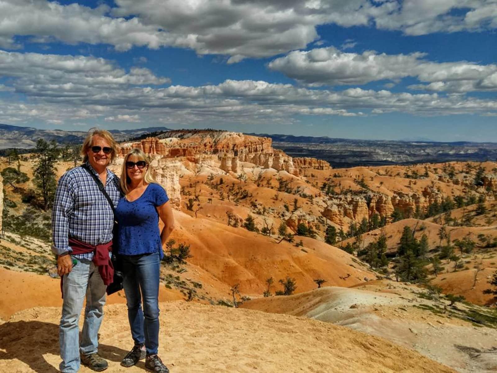 Amanda & Gordie from Shelton, Washington, United States