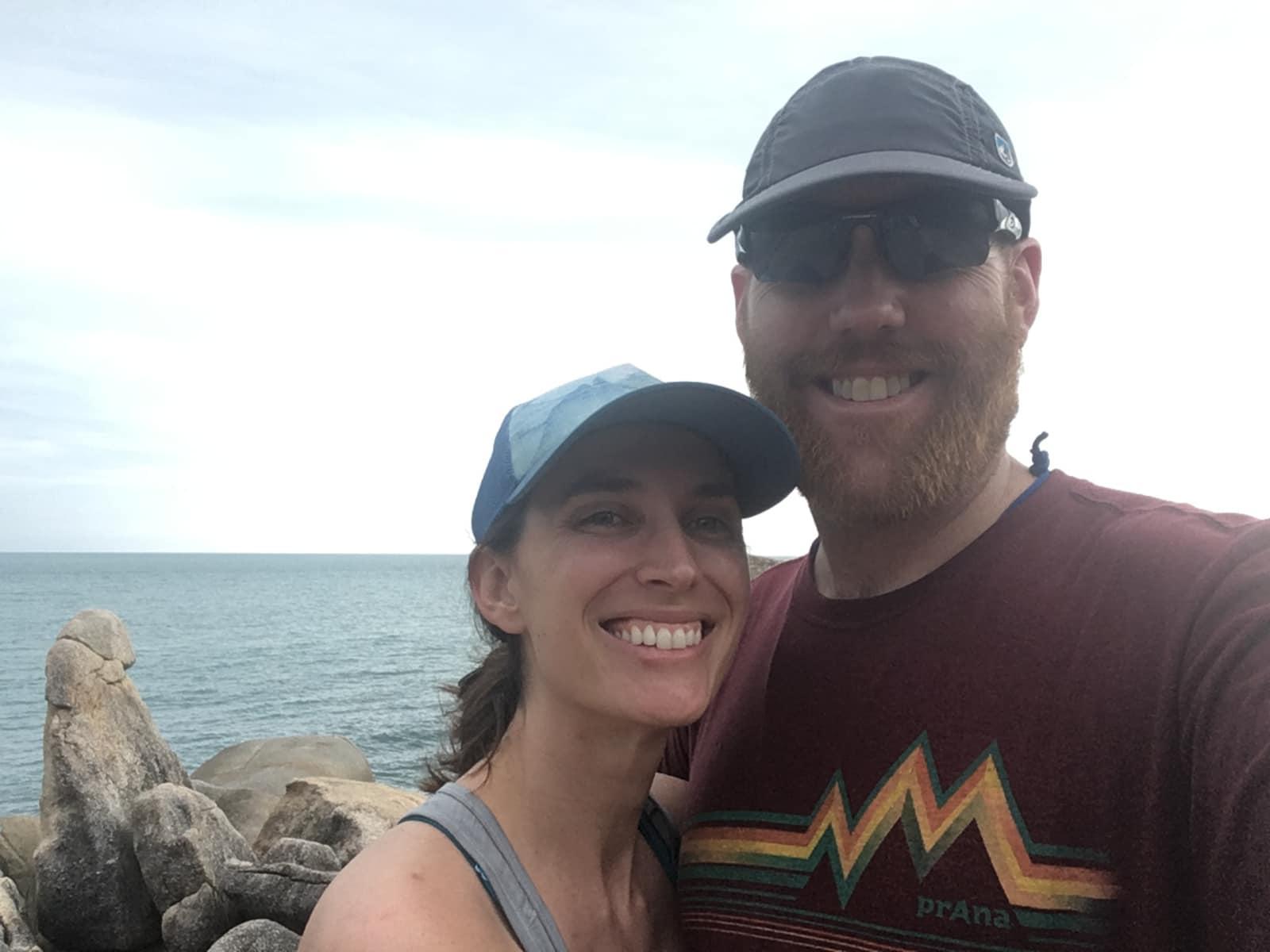 Susan & Adam from Ridgecrest, California, United States