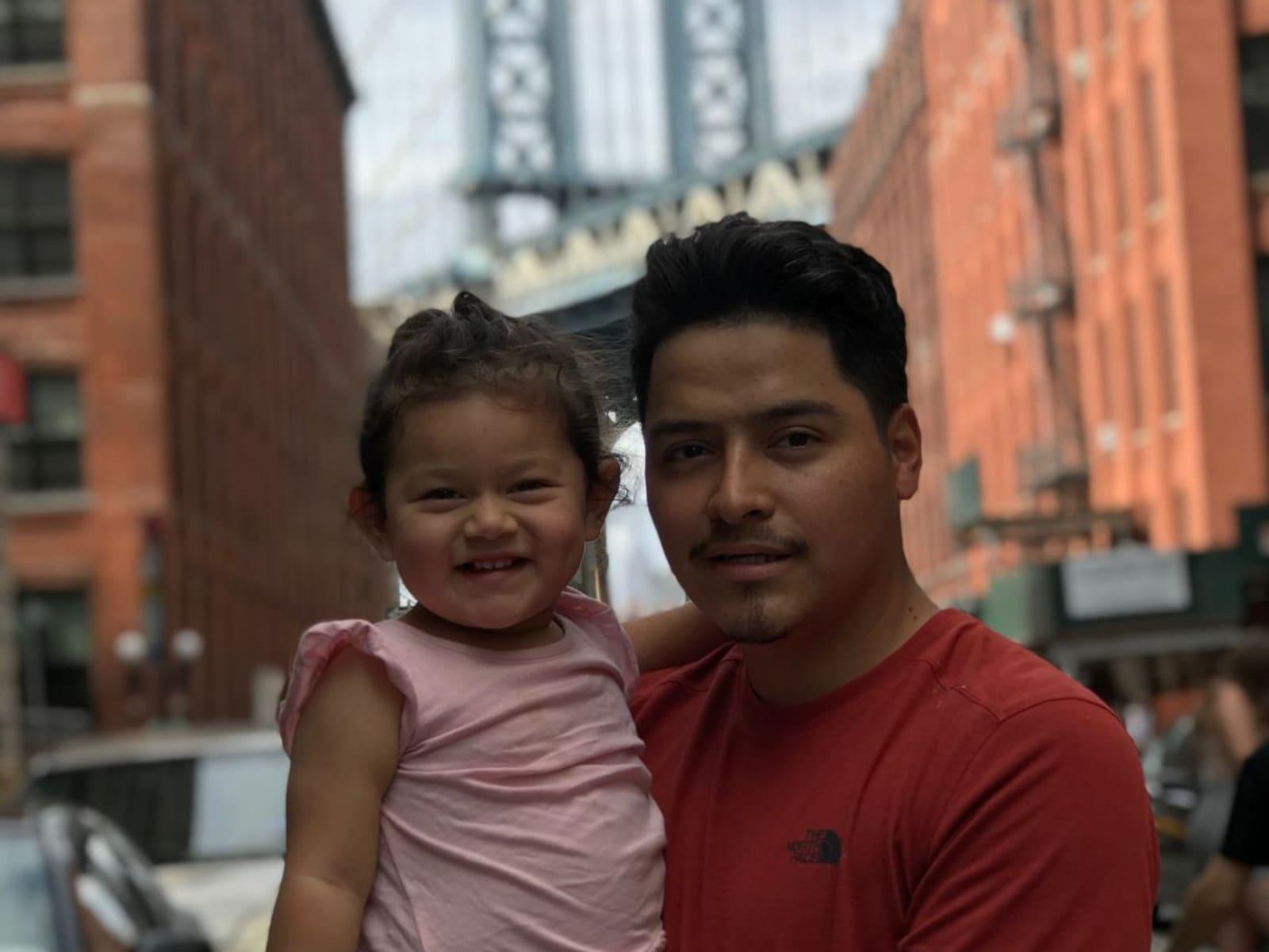 Jose & Michelle from San Rafael, California, United States