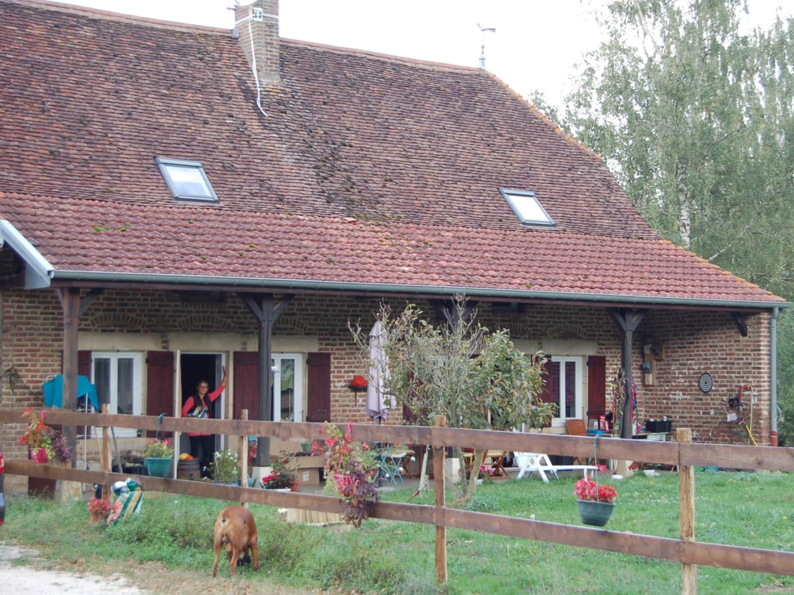 Housesitting assignment in Louhans, France