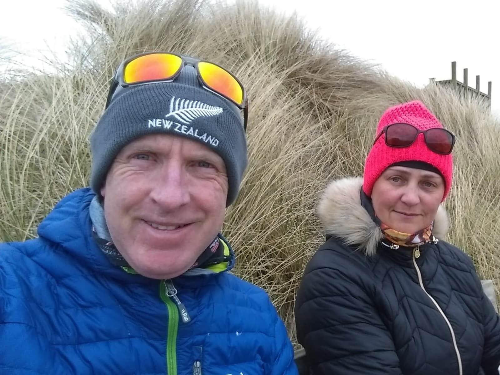 Jolinda & Mark from Ballasalla, Isle of Man