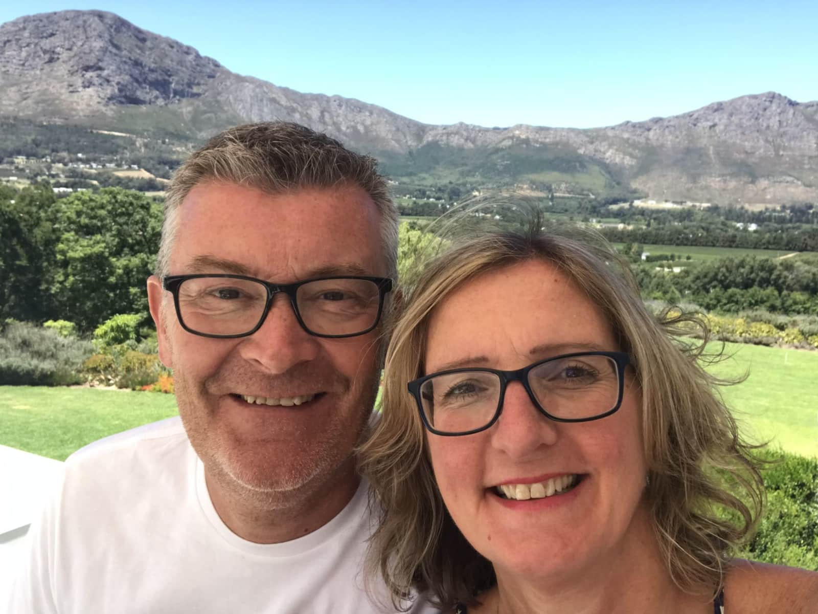 Sarah & David from Godstone, United Kingdom