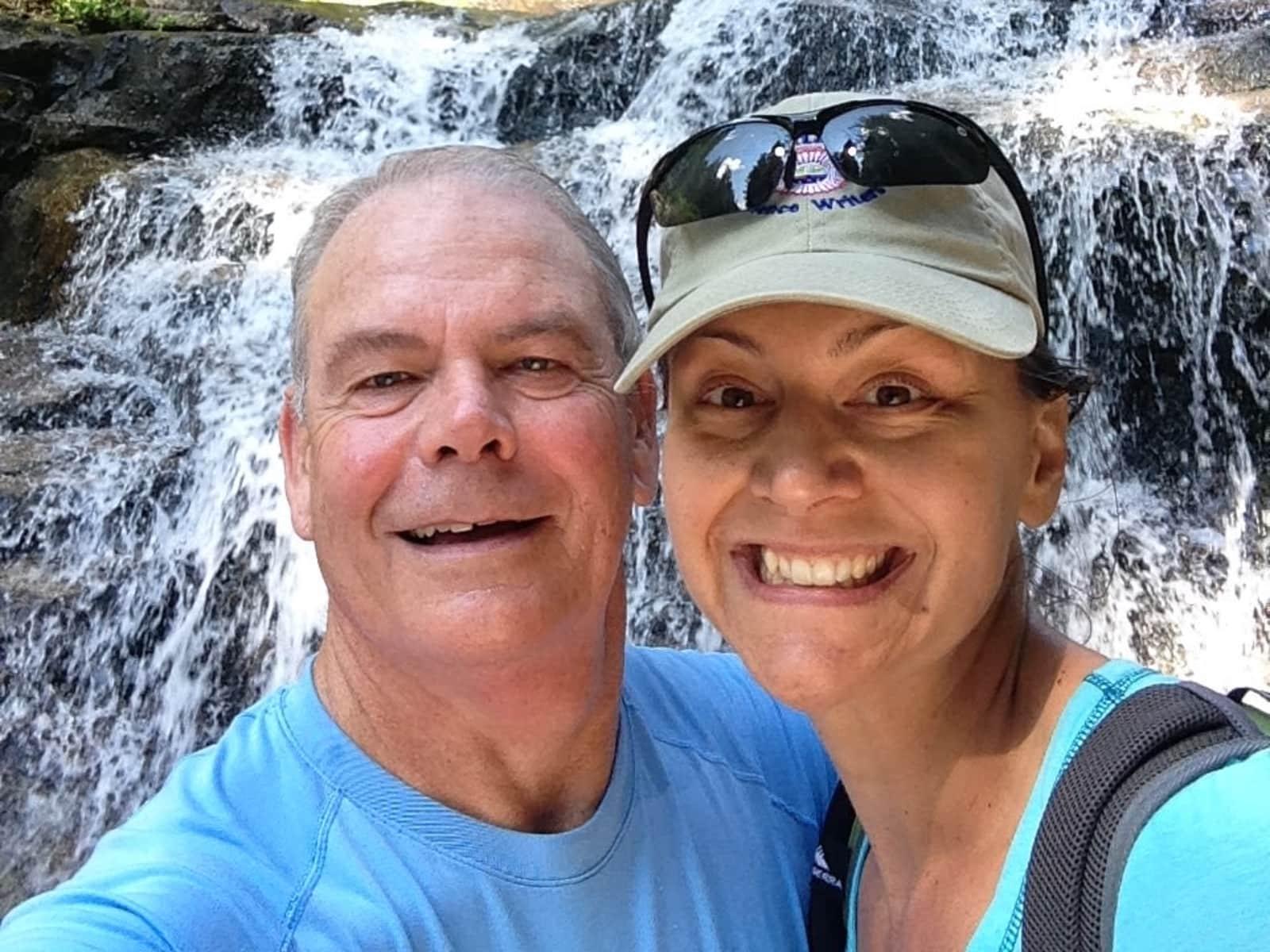 Rebecca & Jim from Seattle, Washington, United States