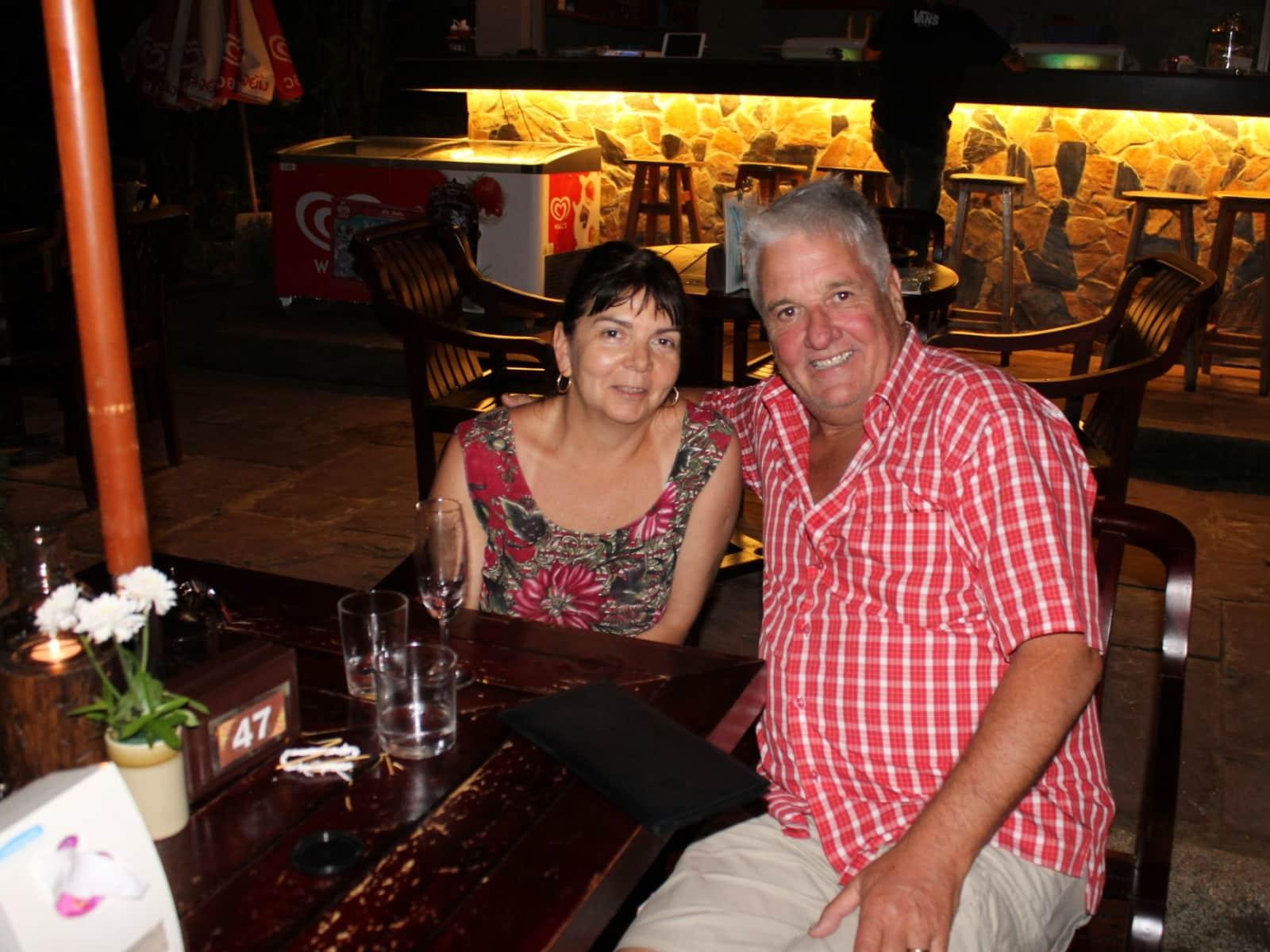David & Claudia from Brunswick, Victoria, Australia