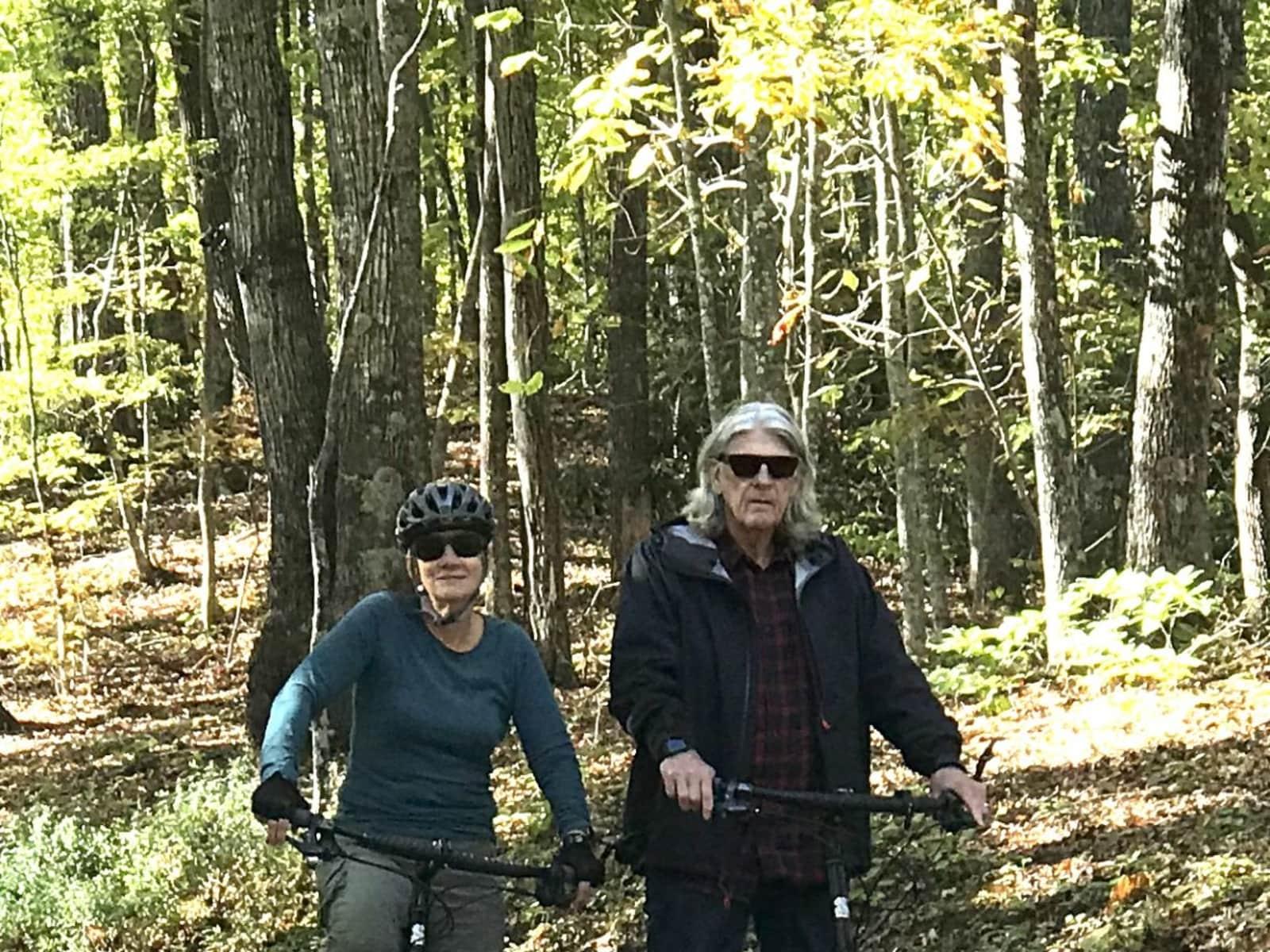 Kathryn & Steve from Minneapolis, Minnesota, United States