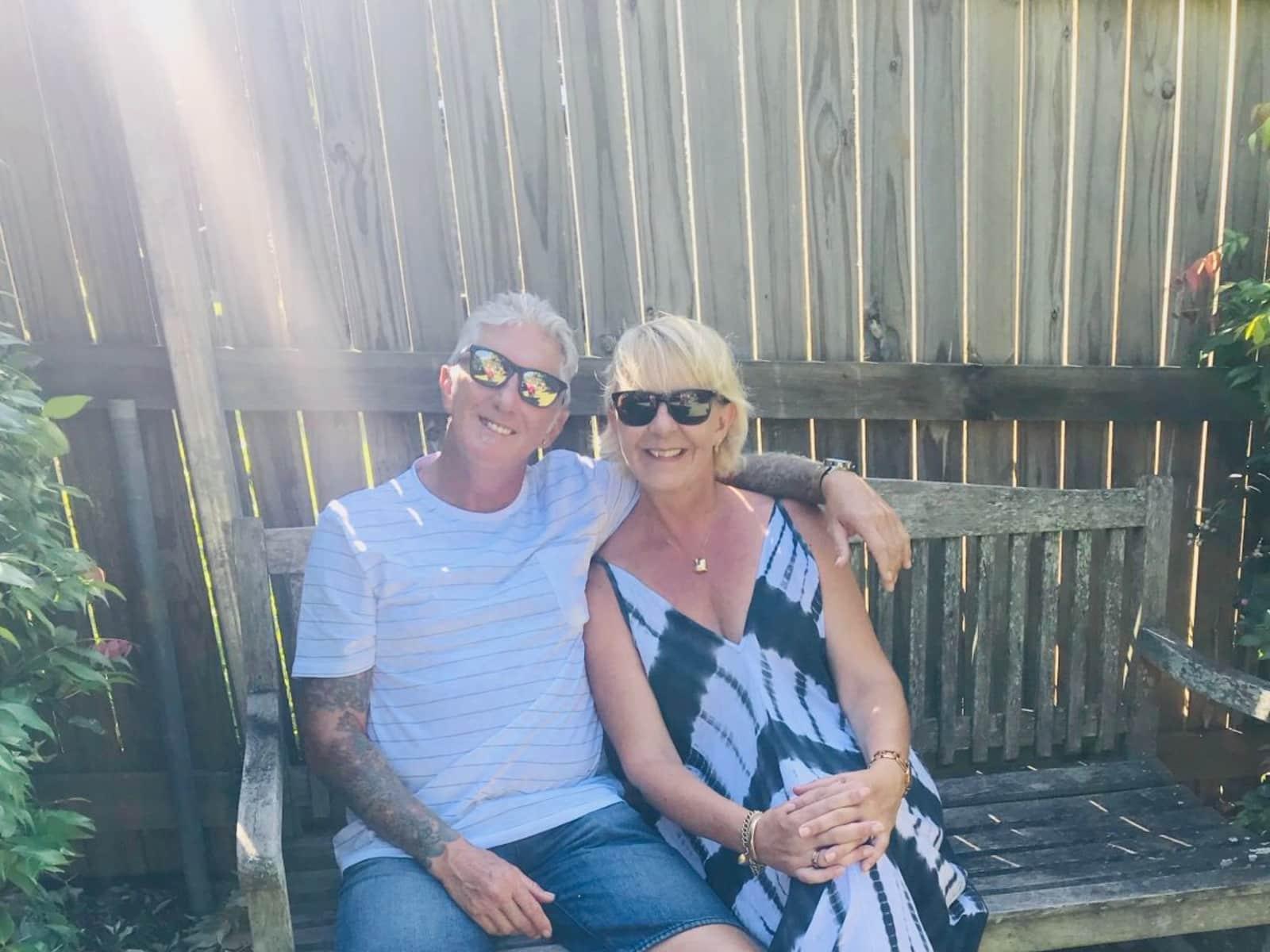 Paul & Leanne from Brisbane, Queensland, Australia