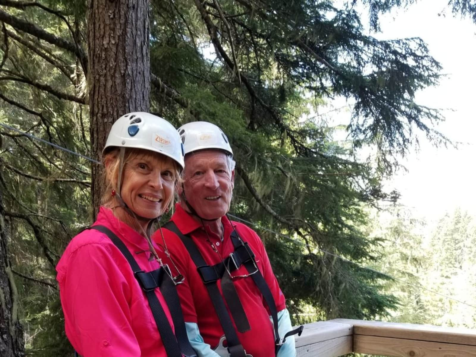 Robert & Jeanne from Reno, Nevada, United States