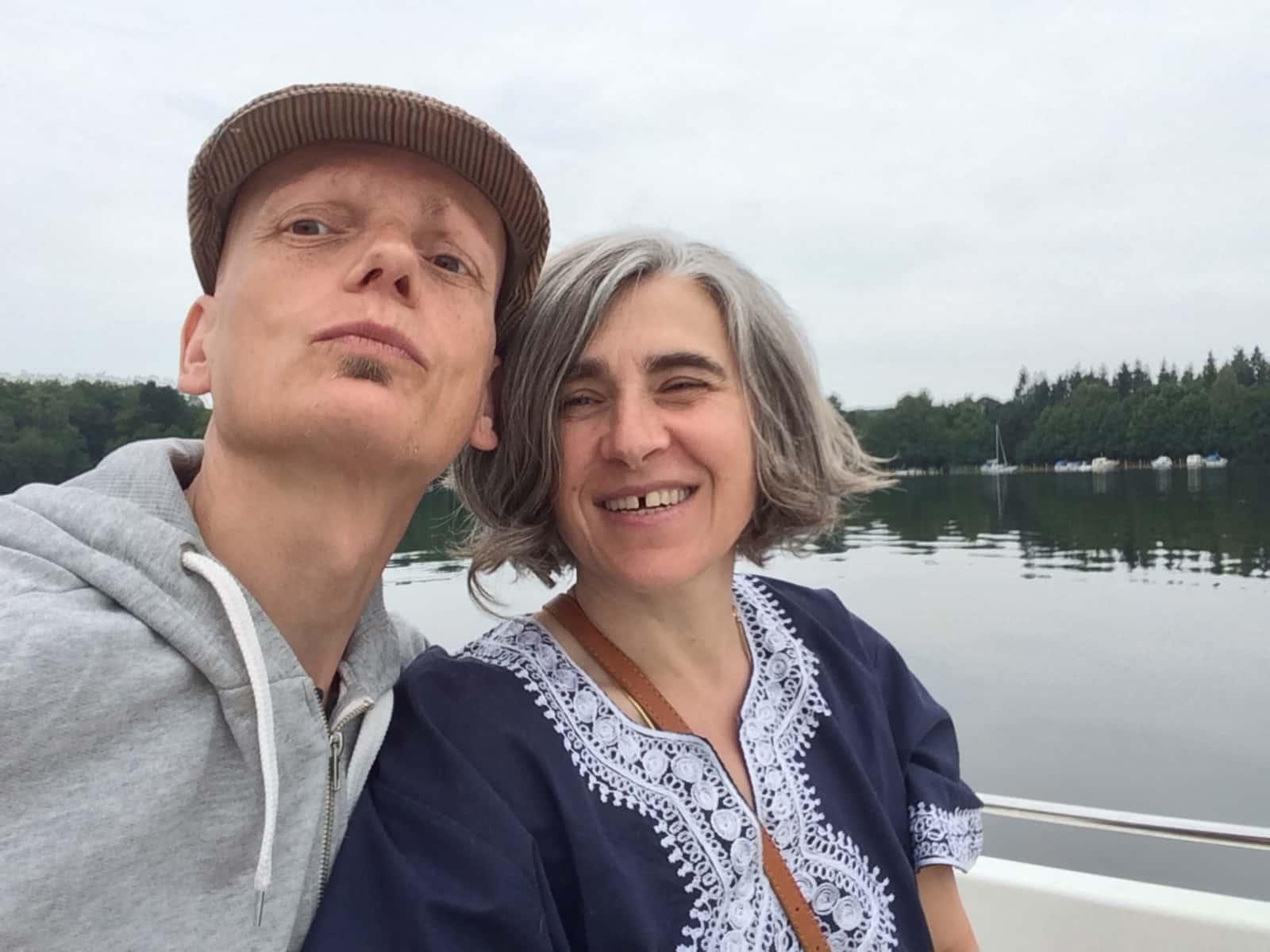 Muriel & Koen from Antwerpen, Belgium