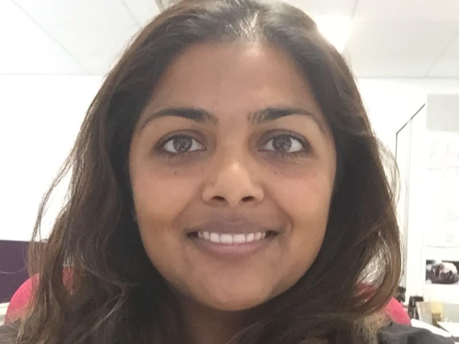 Lakshmi from London, United Kingdom