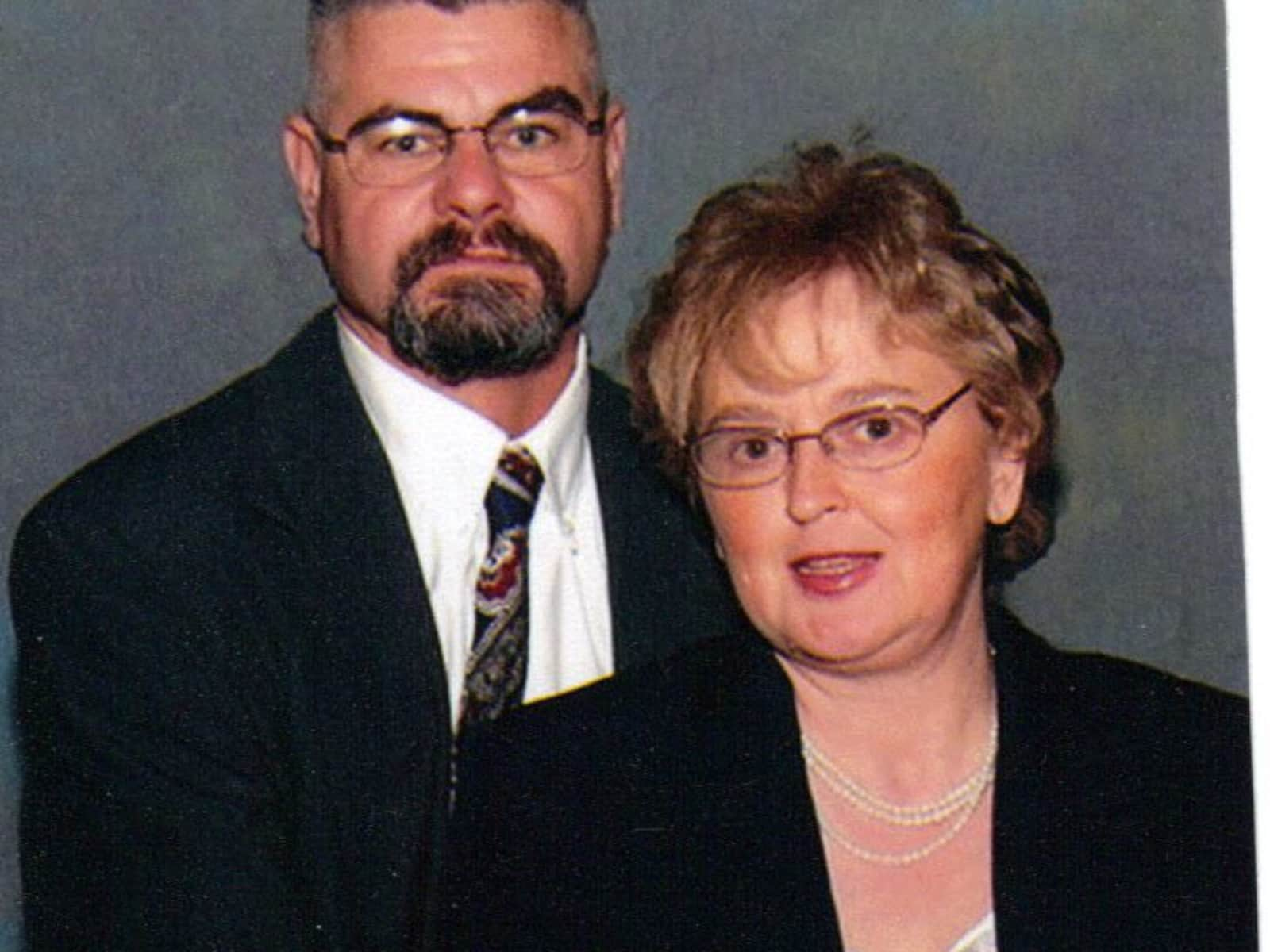Trish & Douglas from Johnson City, Tennessee, United States