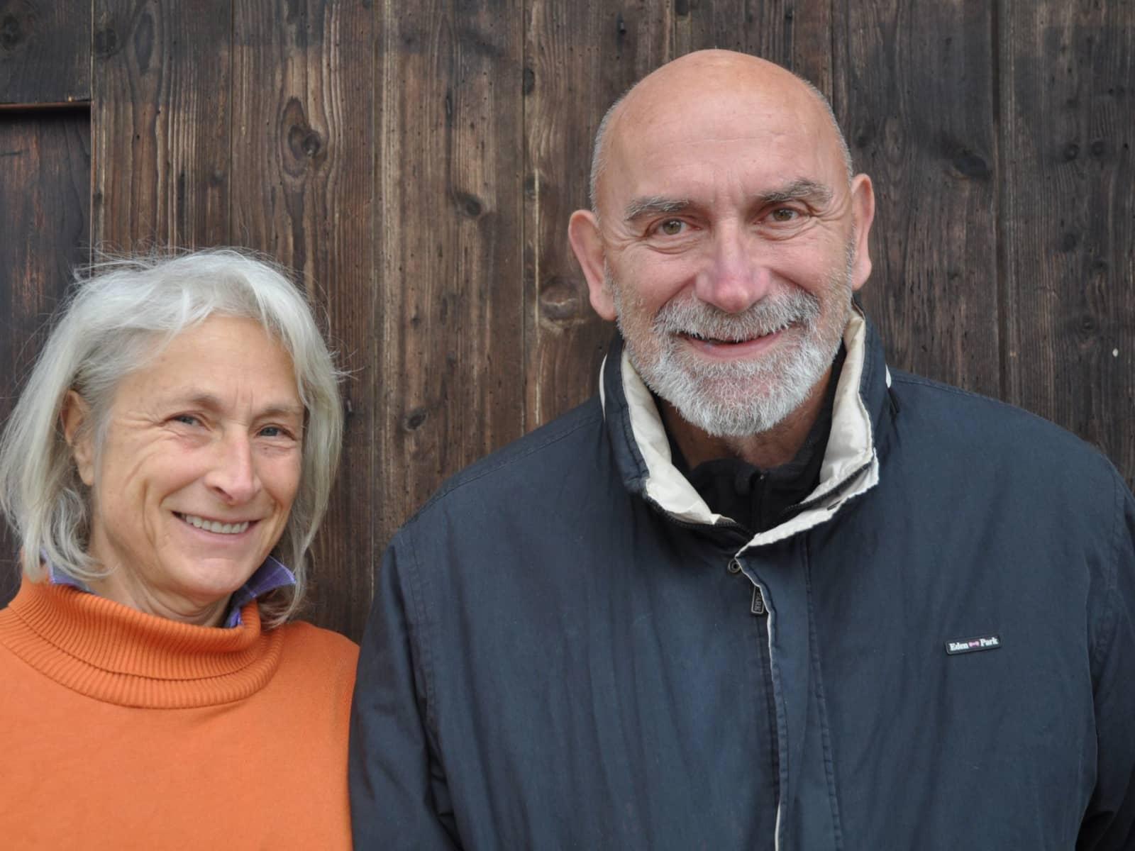 Michèle & Denis from Montargis, France