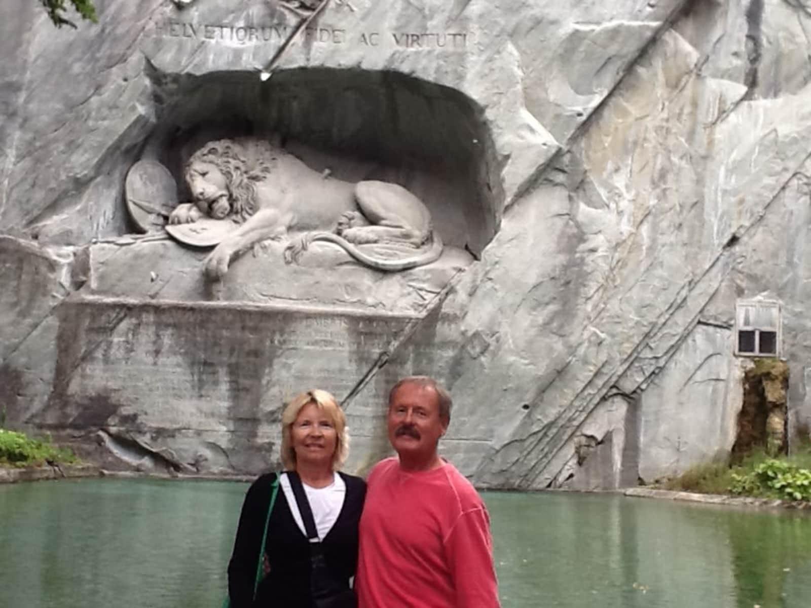 Dan & Mary from Fargo, North Dakota, United States