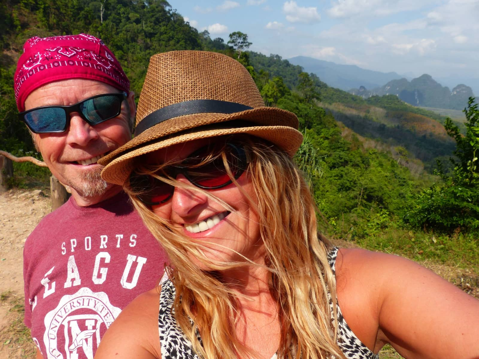 Lynn & Chris from Worthing, United Kingdom
