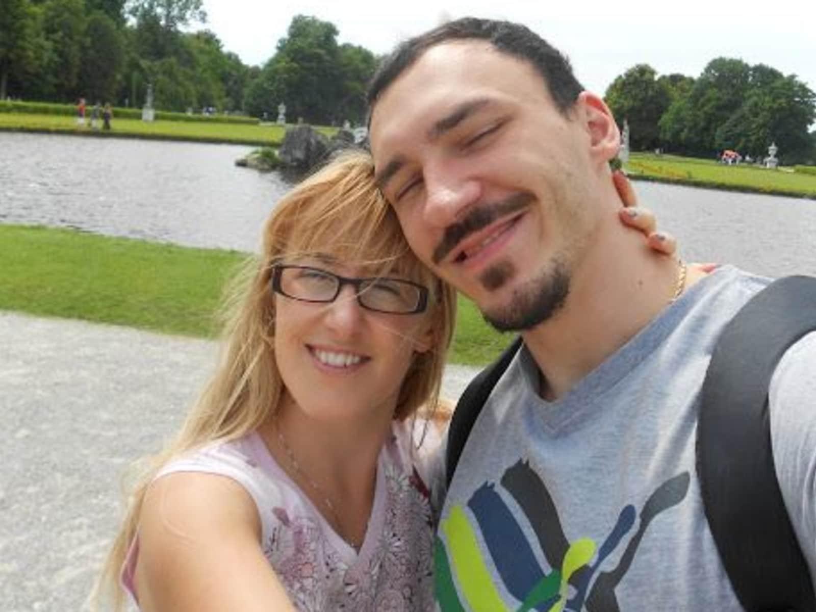Olivia & Alexandru from London, United Kingdom