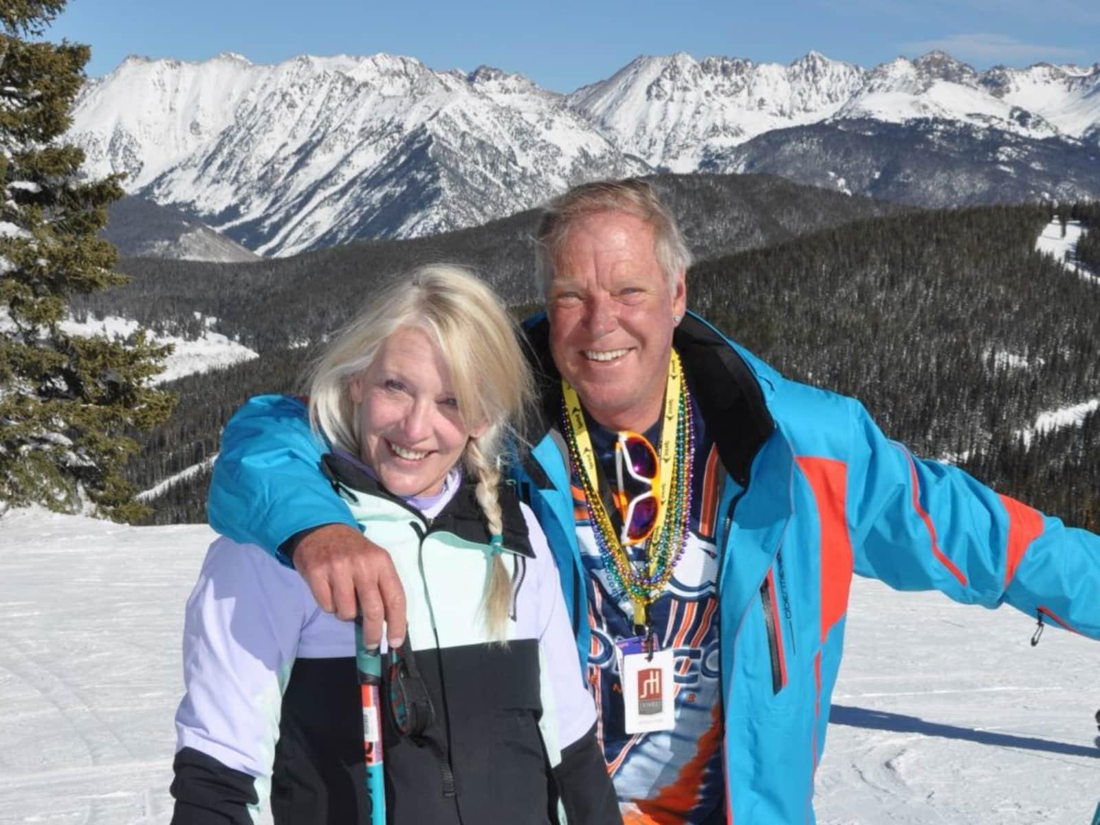 Susan & Greg from Asheville, North Carolina, United States