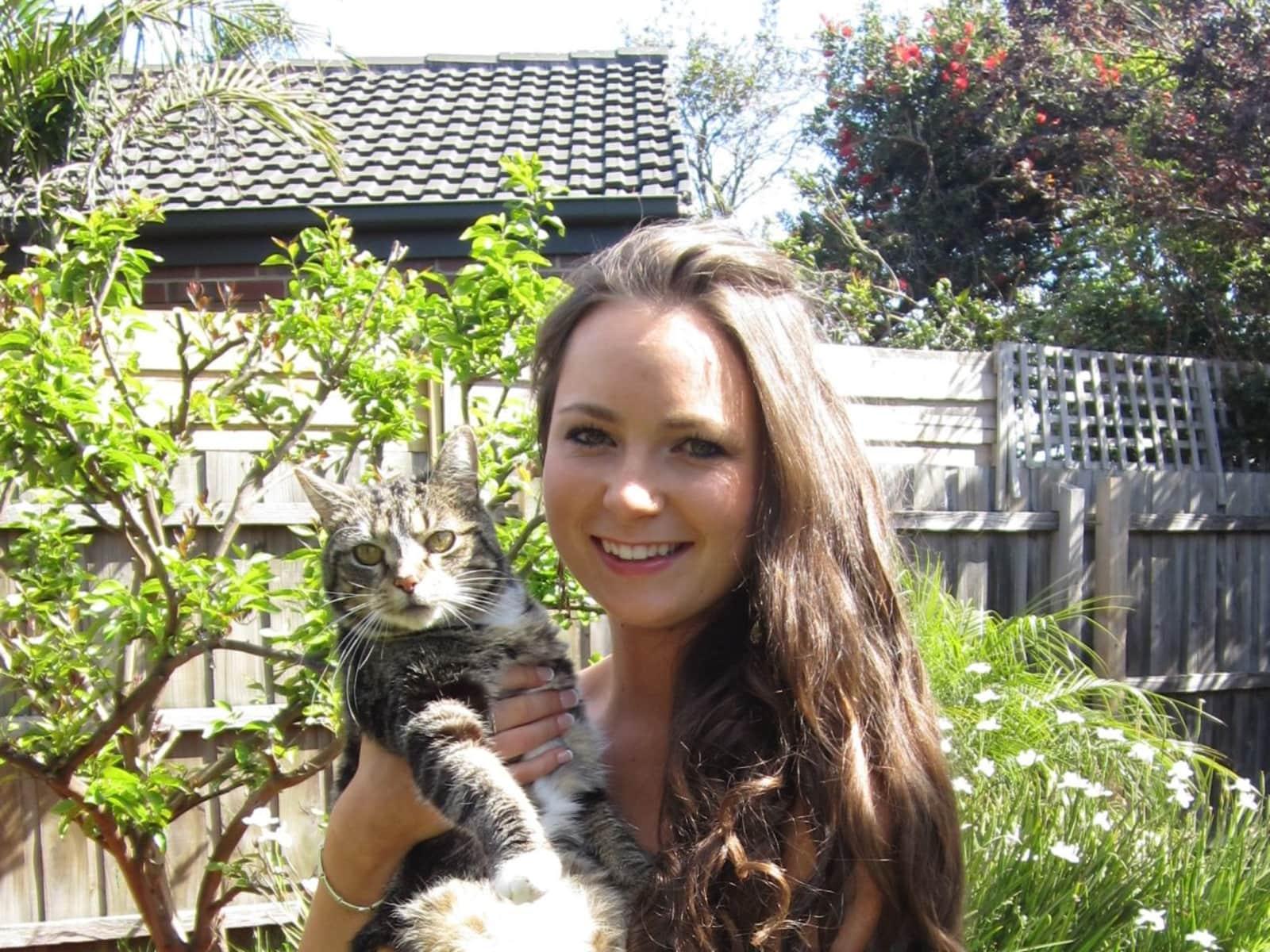 Miranda  from Melbourne, Victoria, Australia