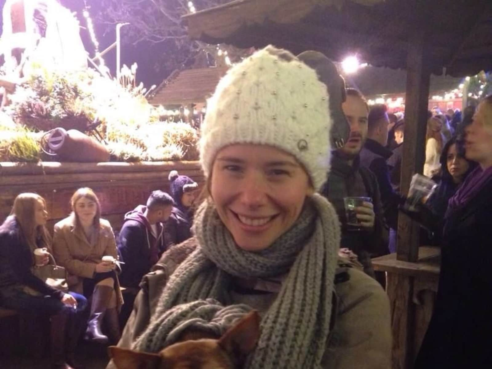 Marina from City of London, United Kingdom