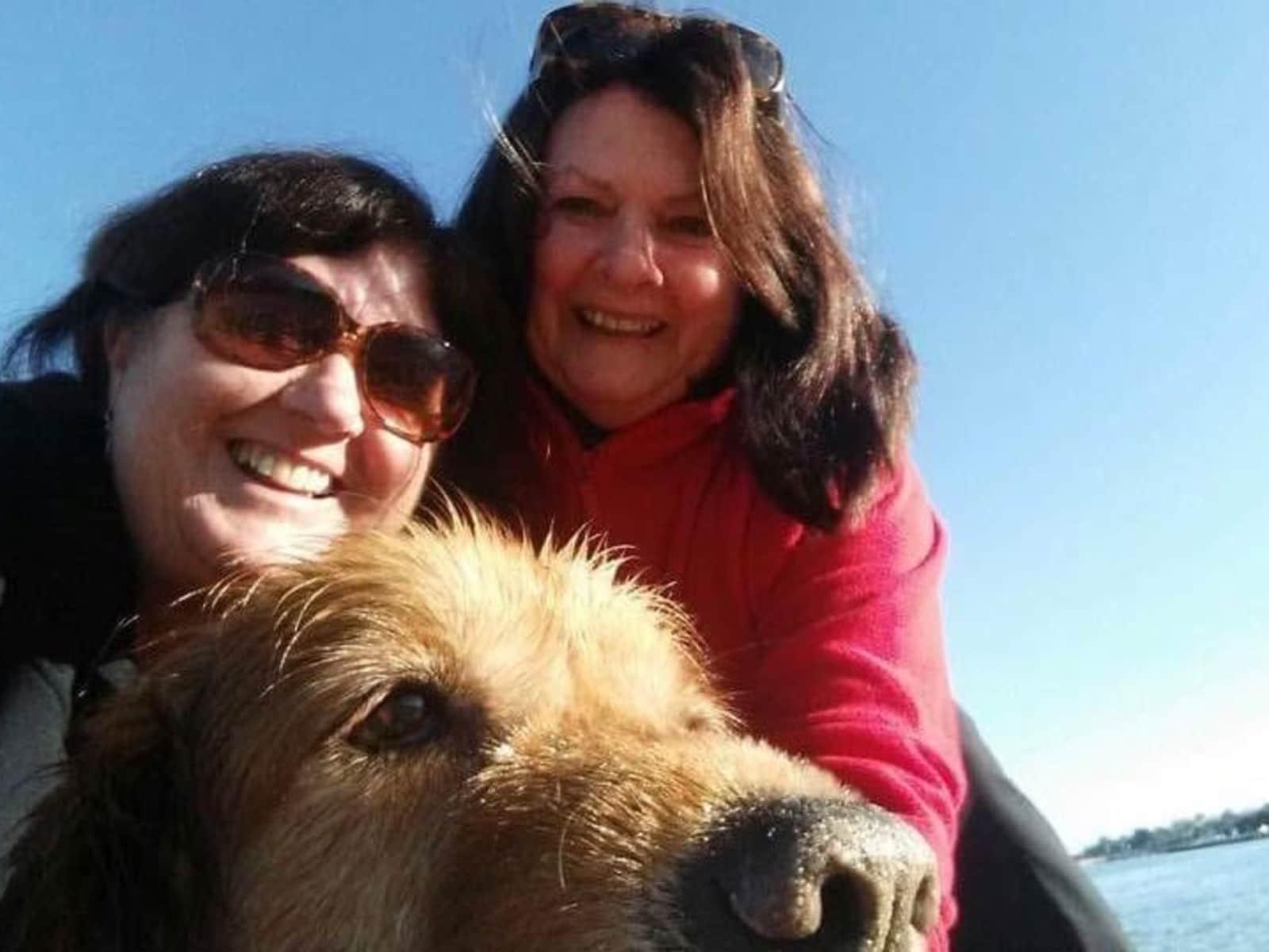 Patricia & Kaye from Inverloch, Victoria, Australia