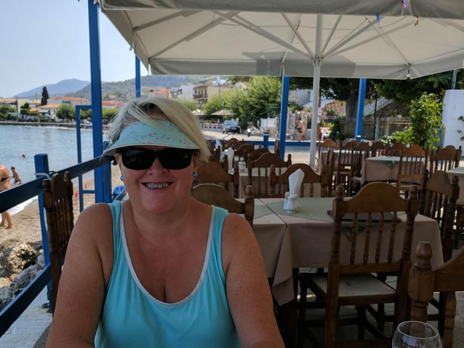Teresa & John from Eastbourne, United Kingdom